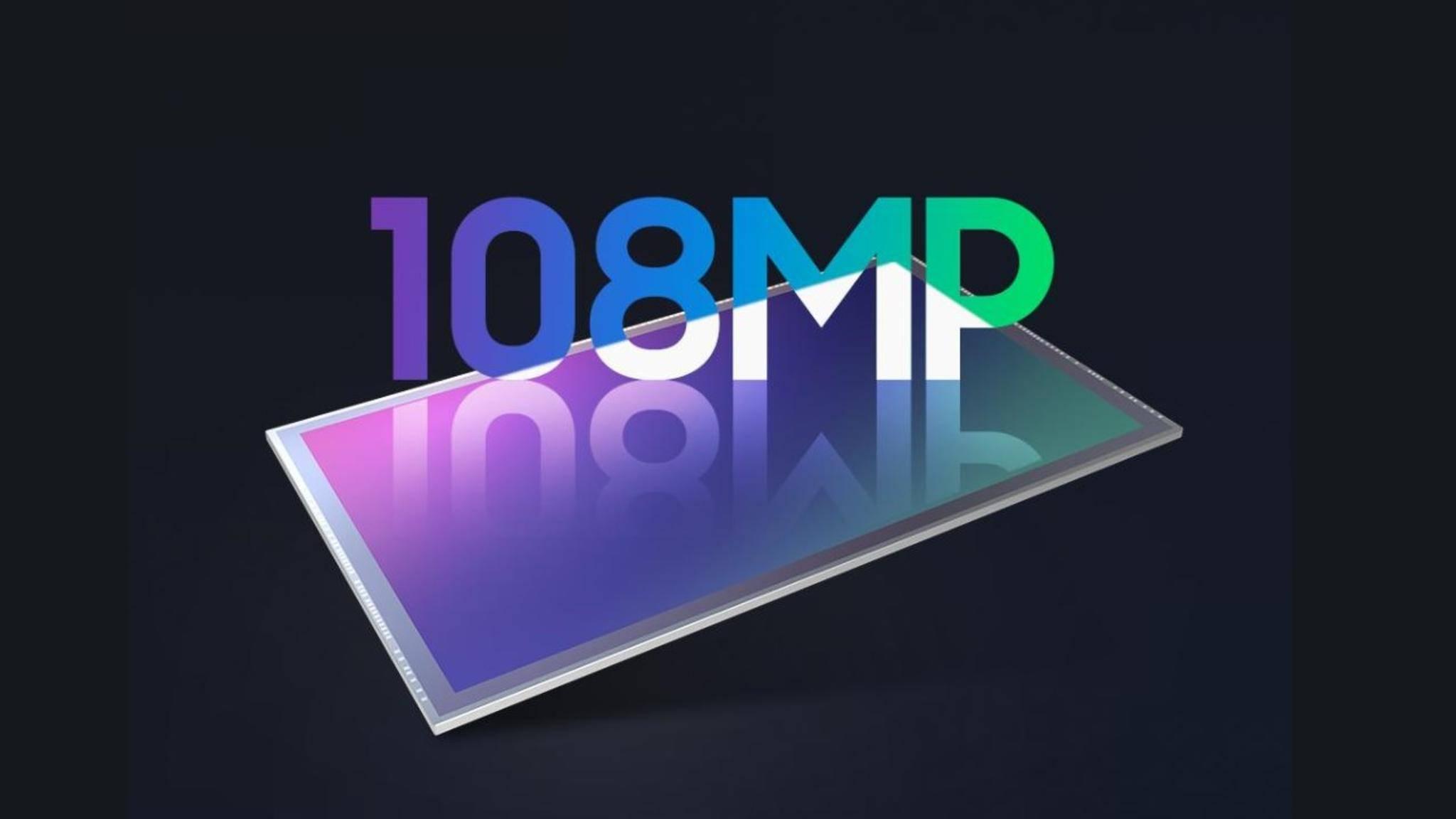Samsung-Sensor mit 108 MP