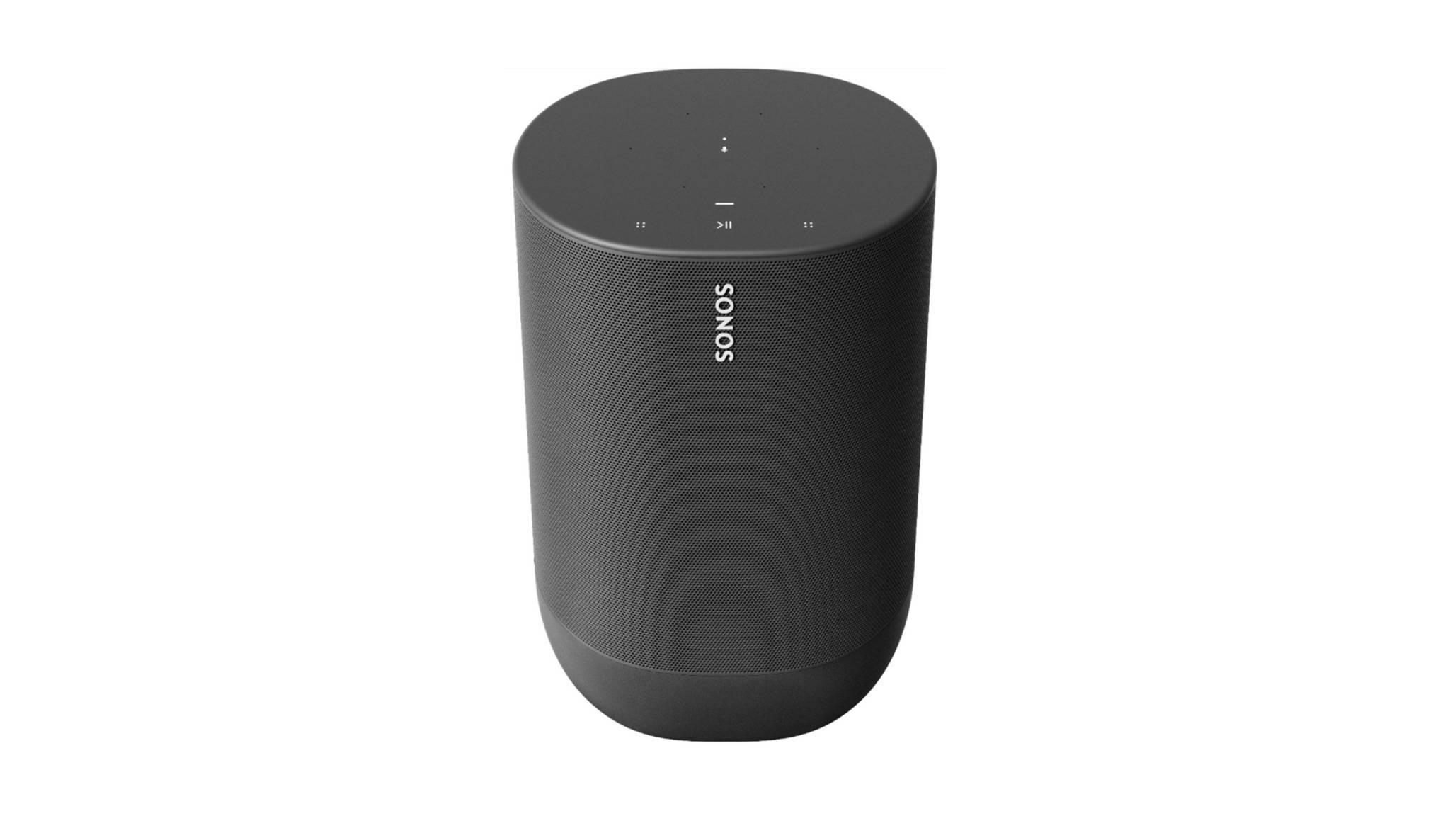 So soll der mobile Sonos-Bluetooth-Lautsprecher aussehen.