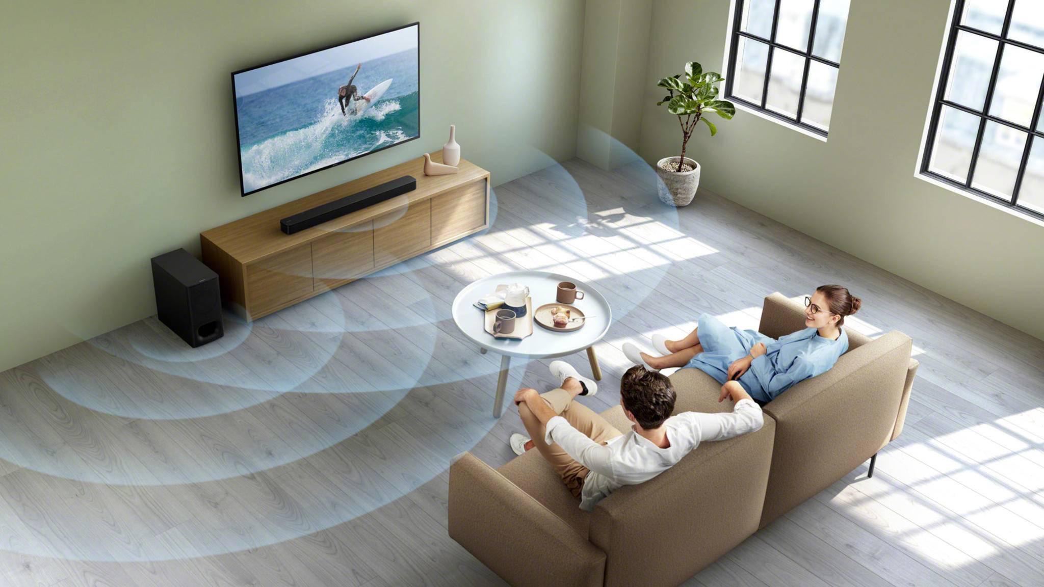 Sony Dolby-Atmos-Soundbar