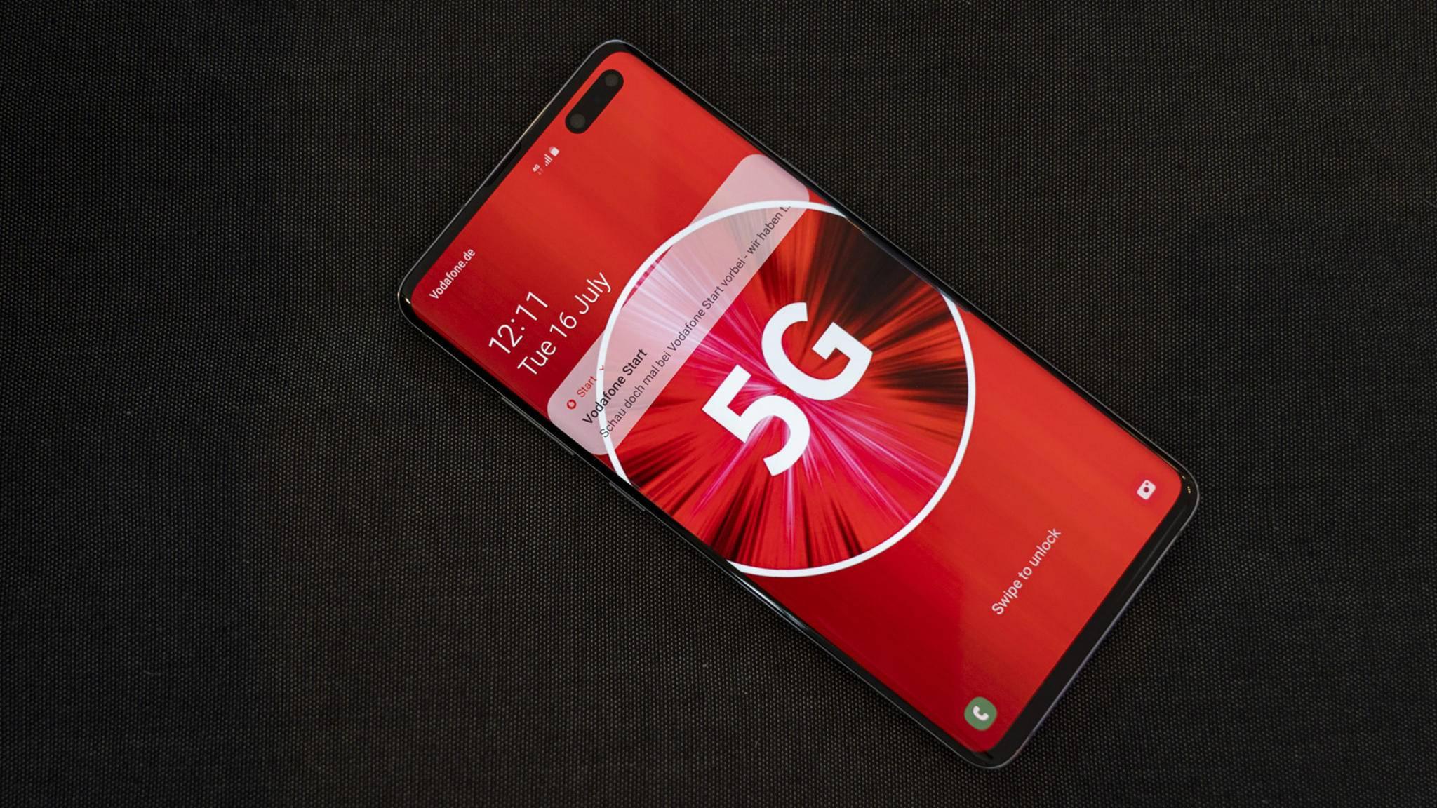 5G Vodafone