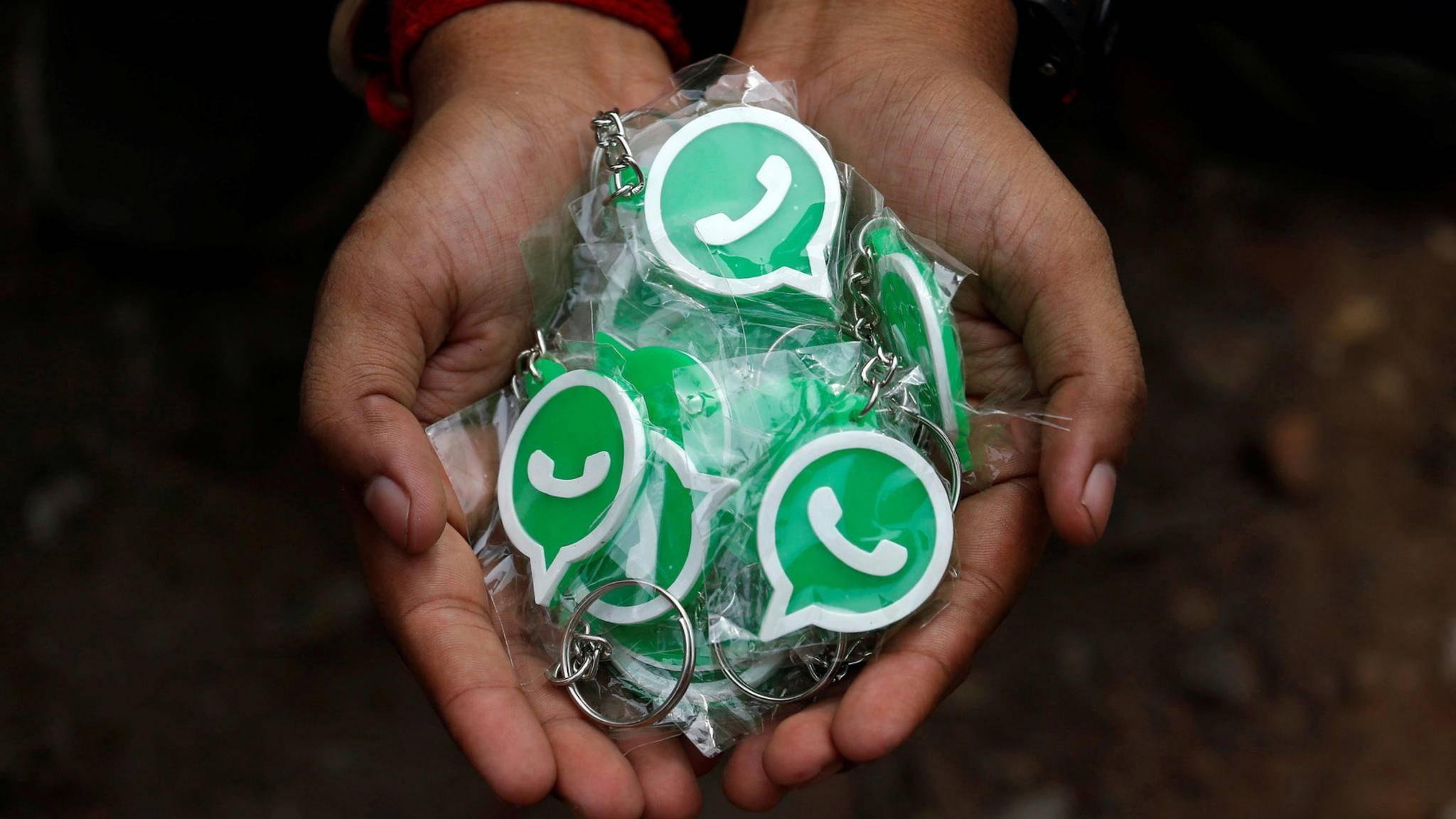 """WhatsApp soll künftig """"WhatsApp von Facebook"""" heißen."""