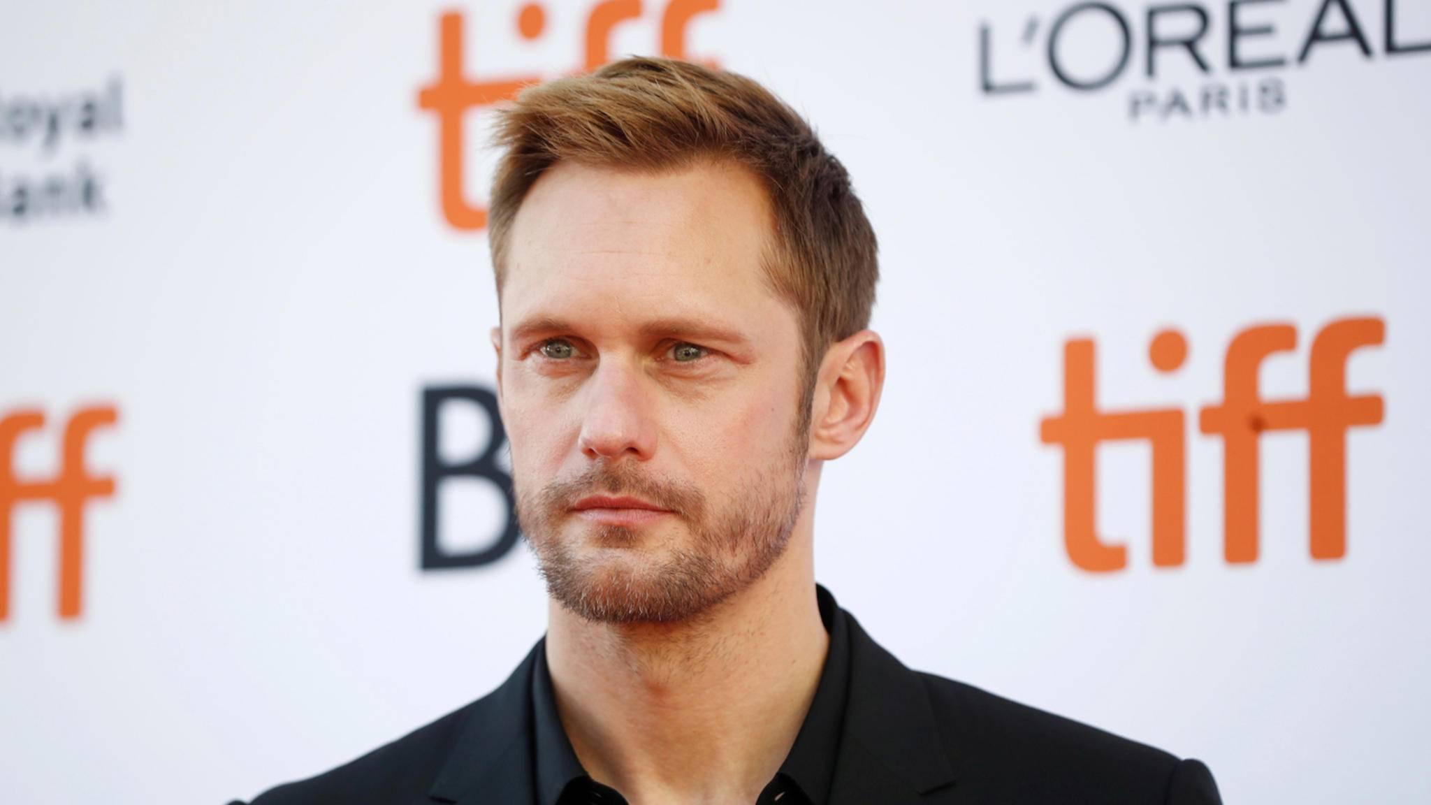 """Alexander Skarsgård mischt in der neuen Stephen-King-Adaption """"The Stand"""" mit."""