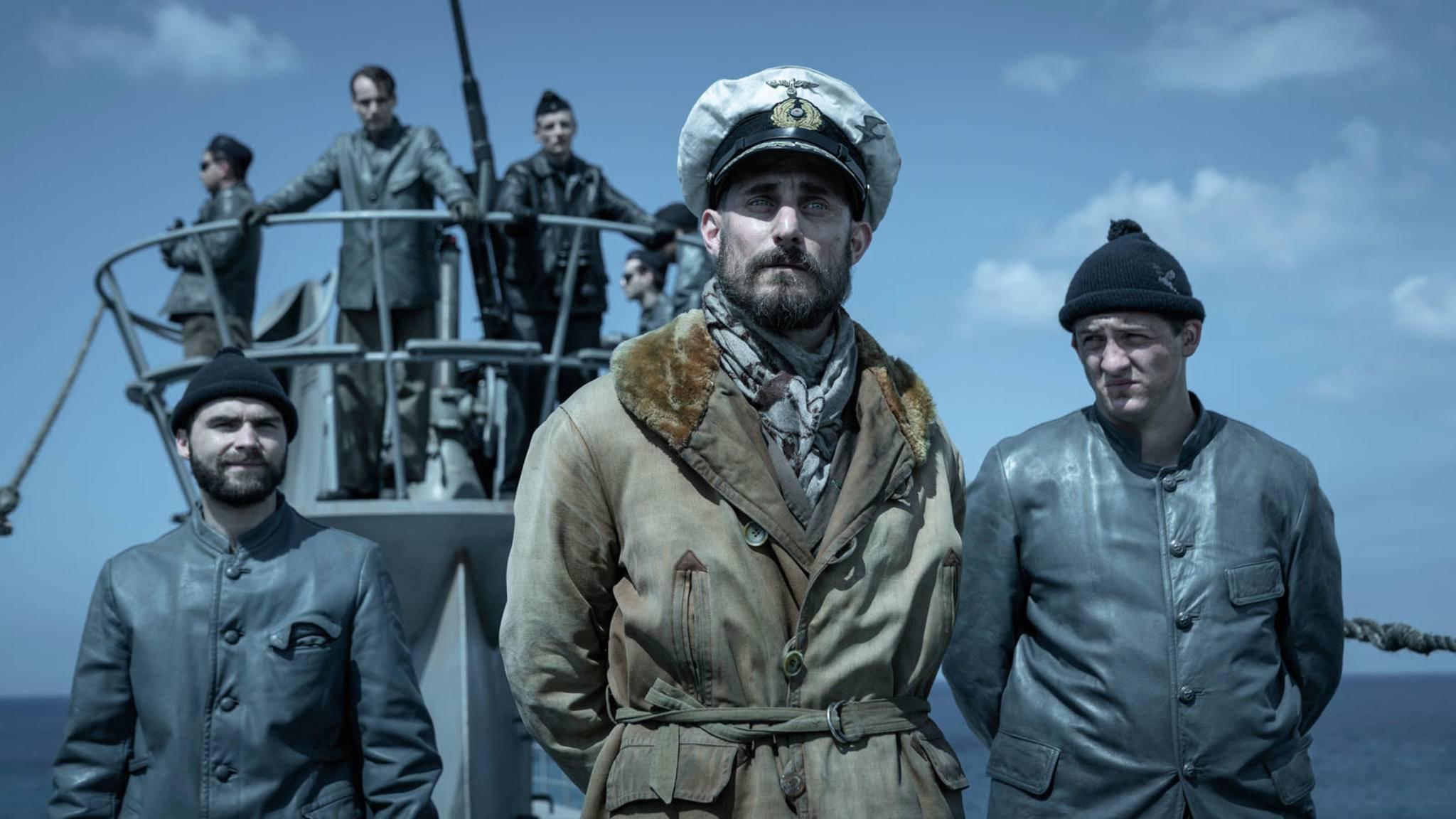 Das Boot-Staffel 2-Stephan Rabold-Bavaria Fiction Gmbh