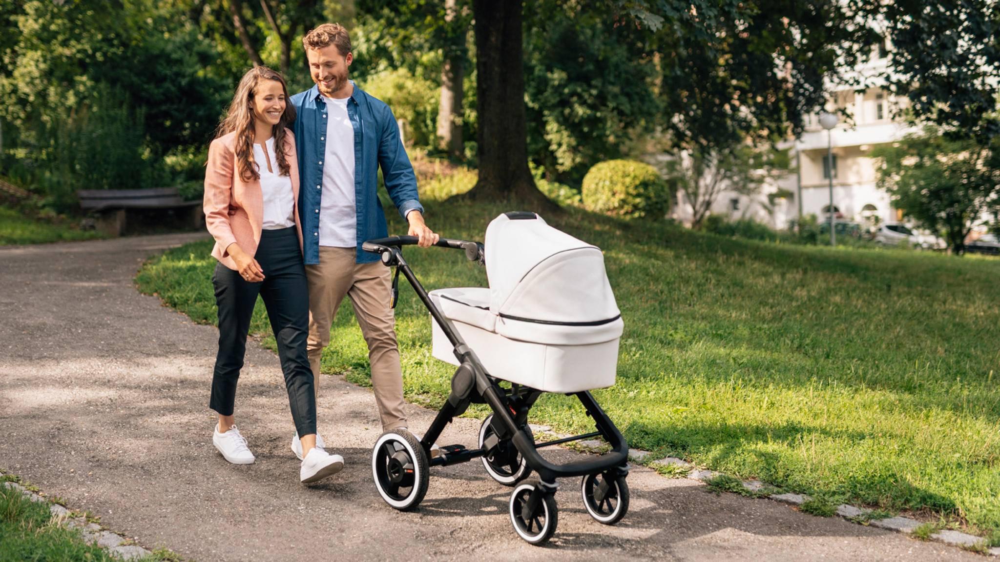 E-Stroller-Kinderwagen-Bosch