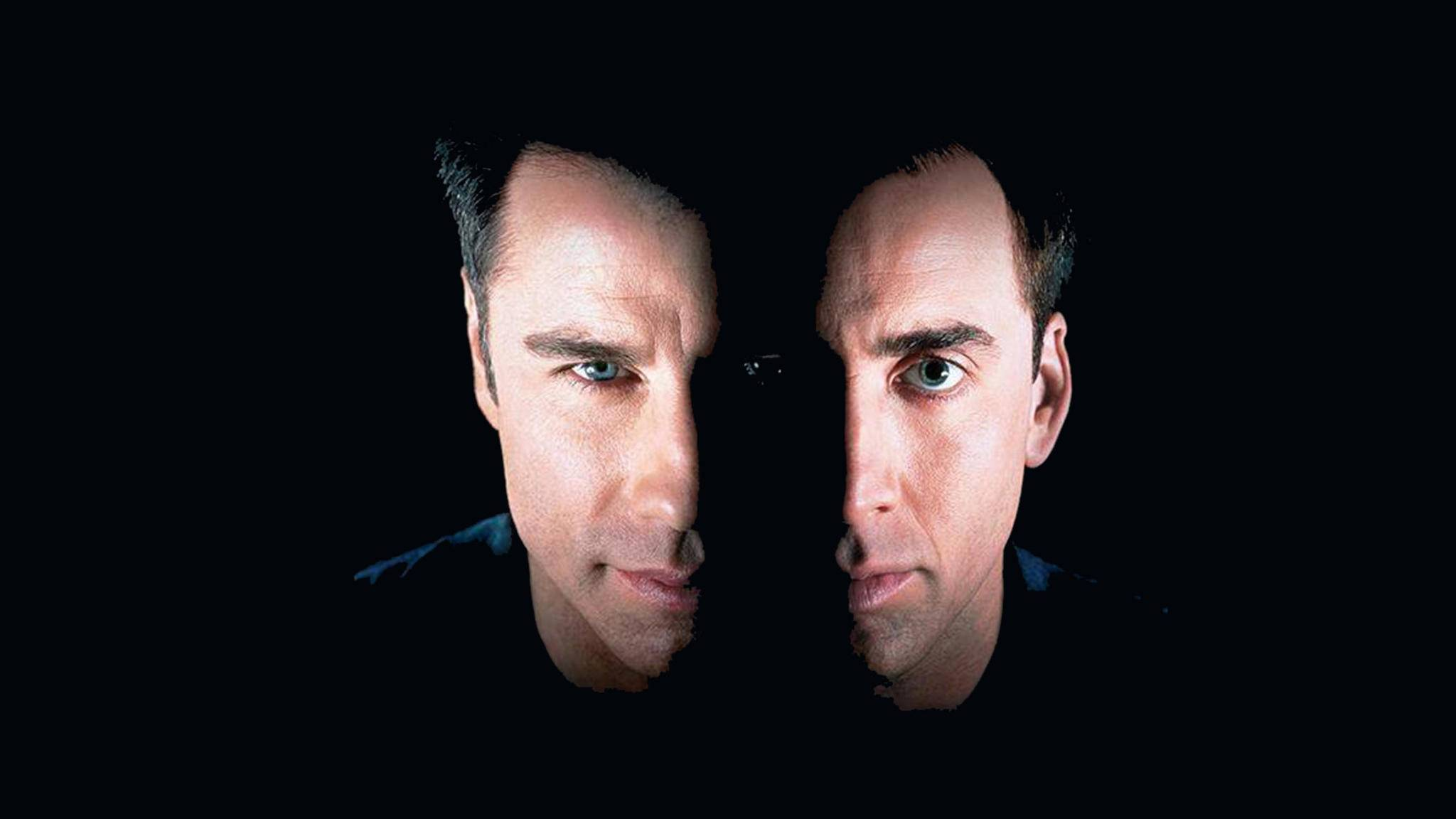 Face Off John Travolta Nicolas Cage