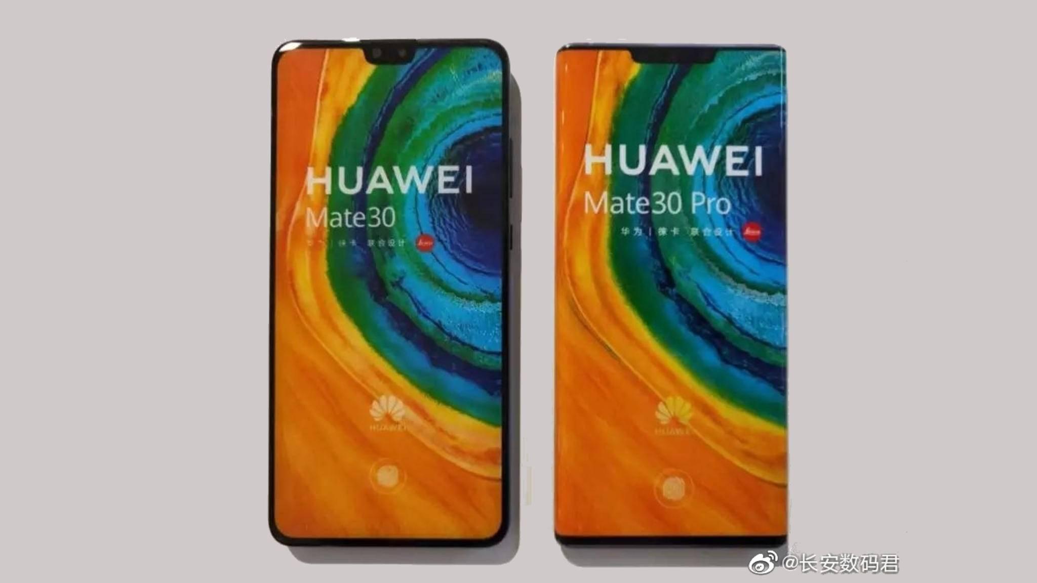 Huawei-Mate-30-Pro-vergleich