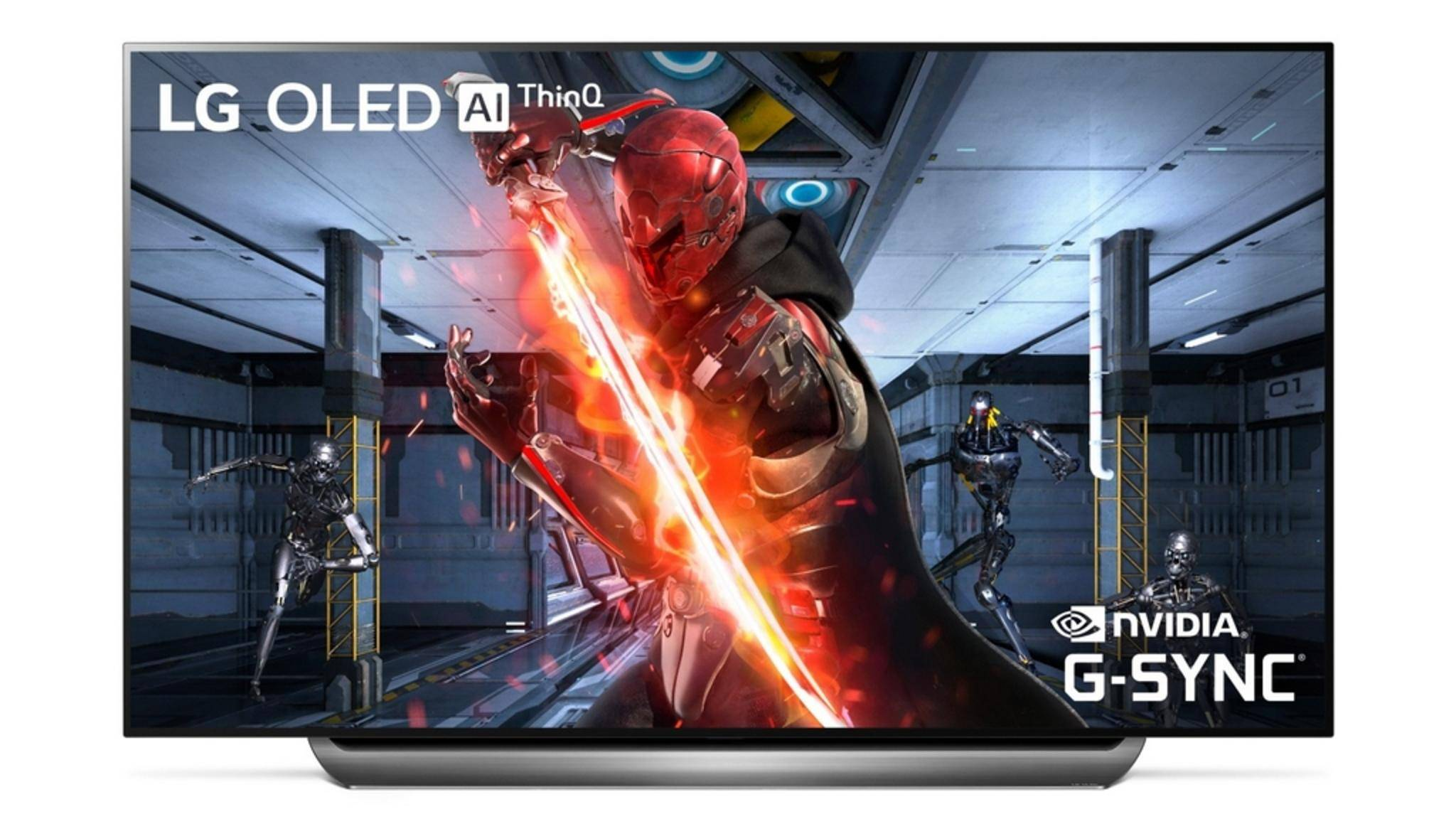 LG bietet jetzt auch Nvidia G-Sync in seinen OLED-TVs.