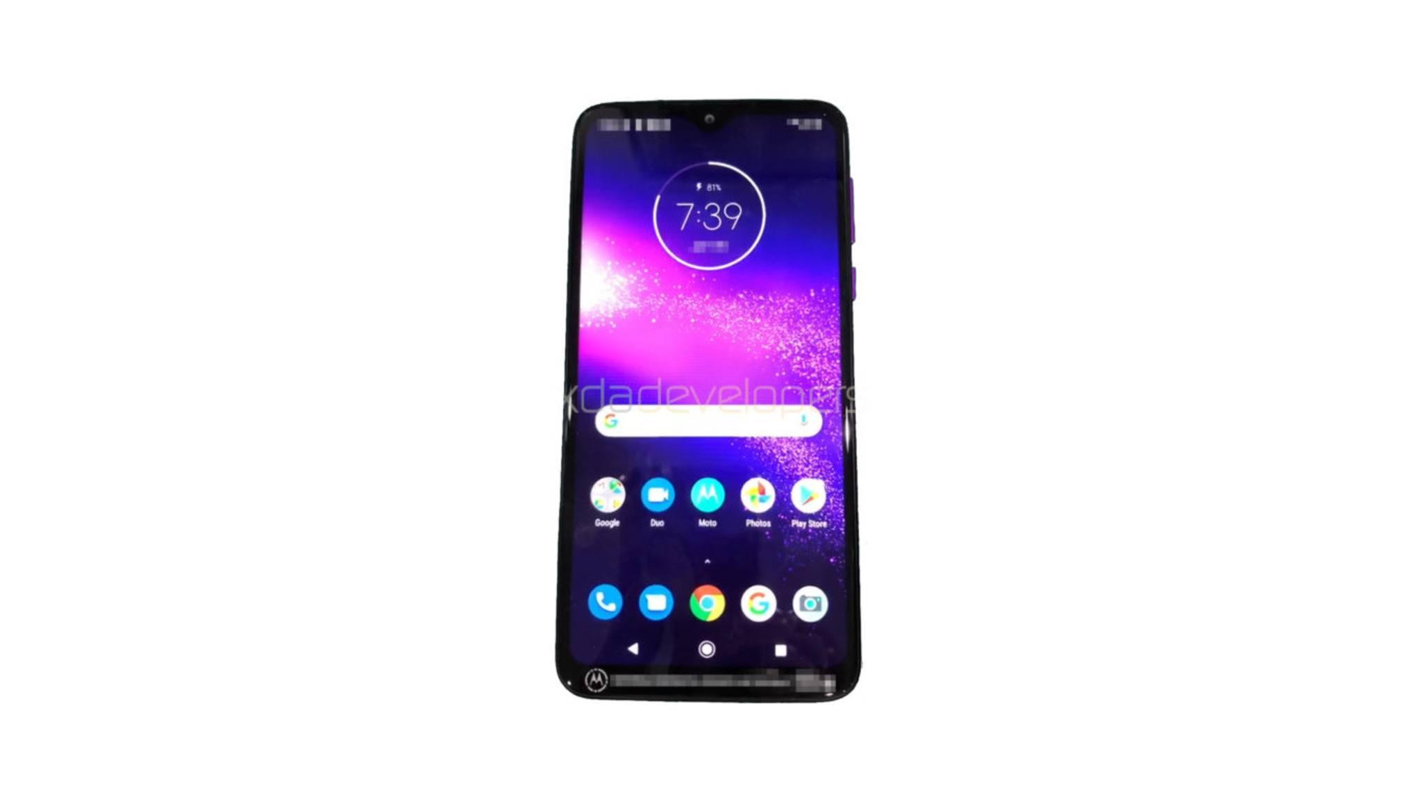 Motorola One Macro: Neues Einsteiger-Handy für Makroaufnahmen?