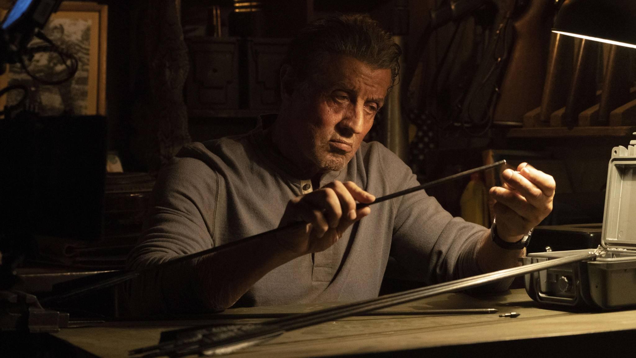 Rambo 5 Last Blood-Sylvester Stallone als John Rambo-Universum Film
