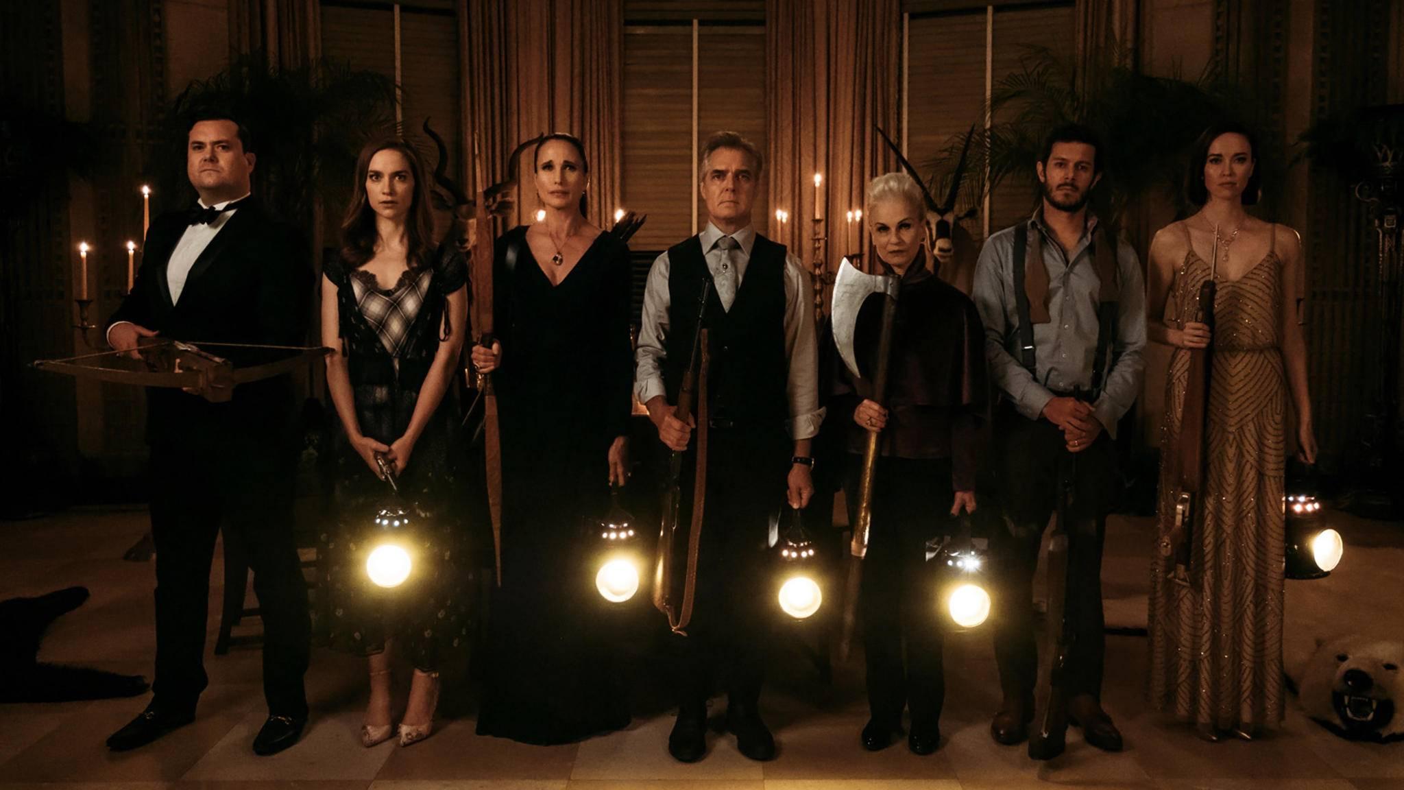Ready or not-Familie Le Domas-Eric Zachanowich-Twentieth Century Fox