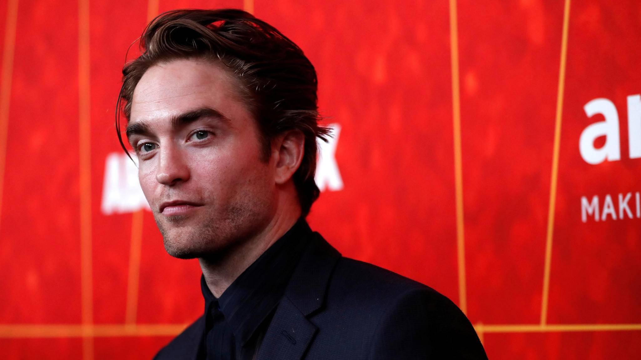 Schauspieler Robert Pattinson im Oktober 2018 bei der amfAR Gala Los Angeles in Beverly Hills