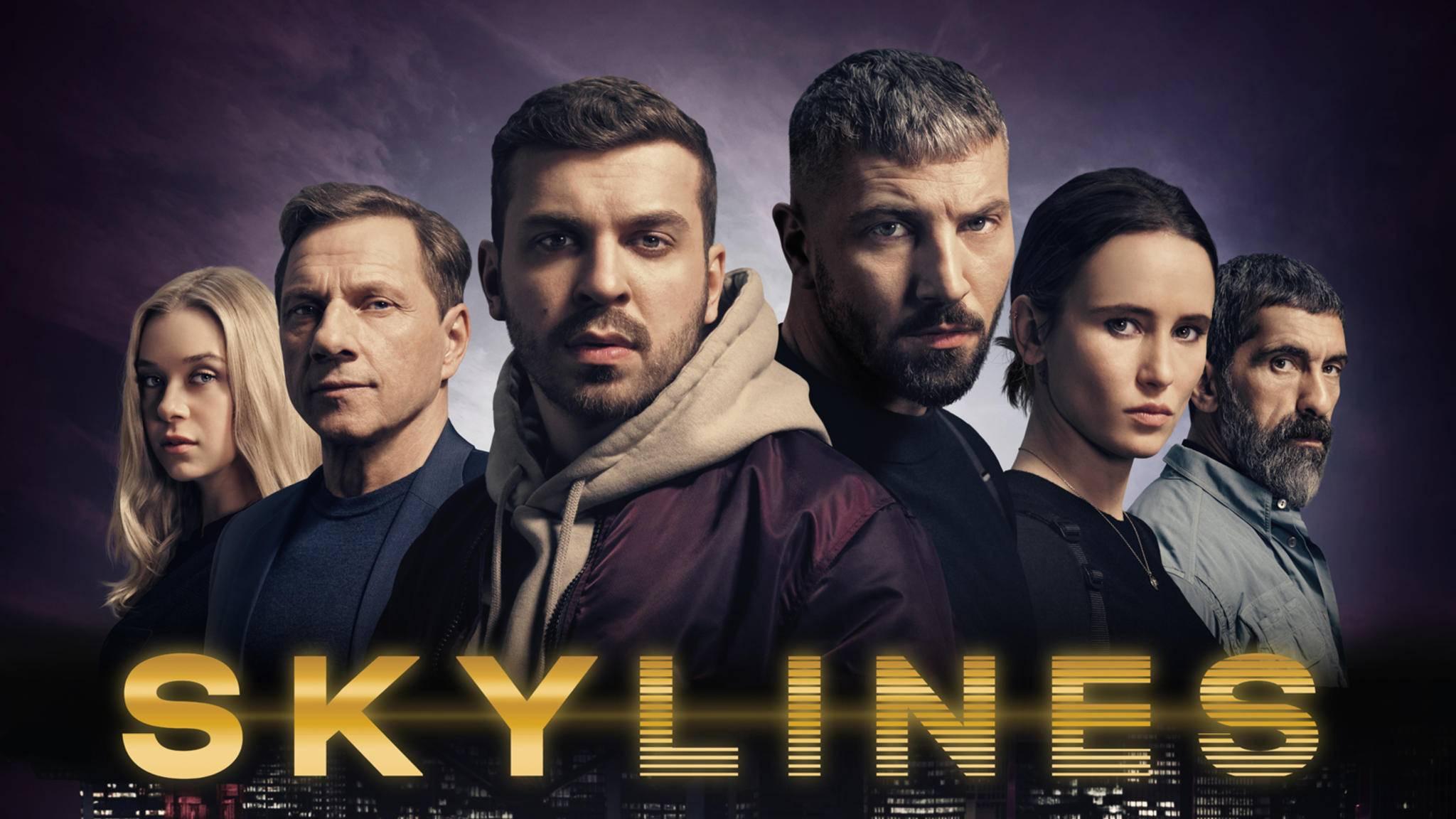 Skylines Netflix
