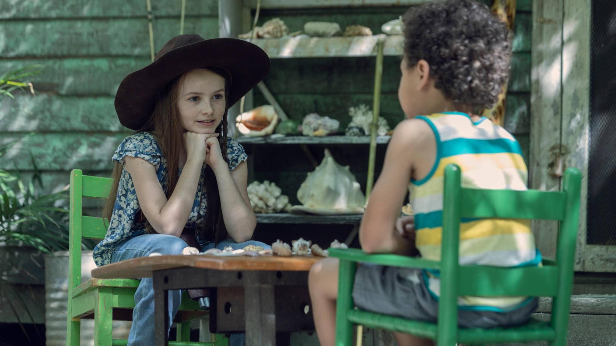 The Walking Dead-S10E01-Judith-RJ-Jackson Lee Davis-AMC