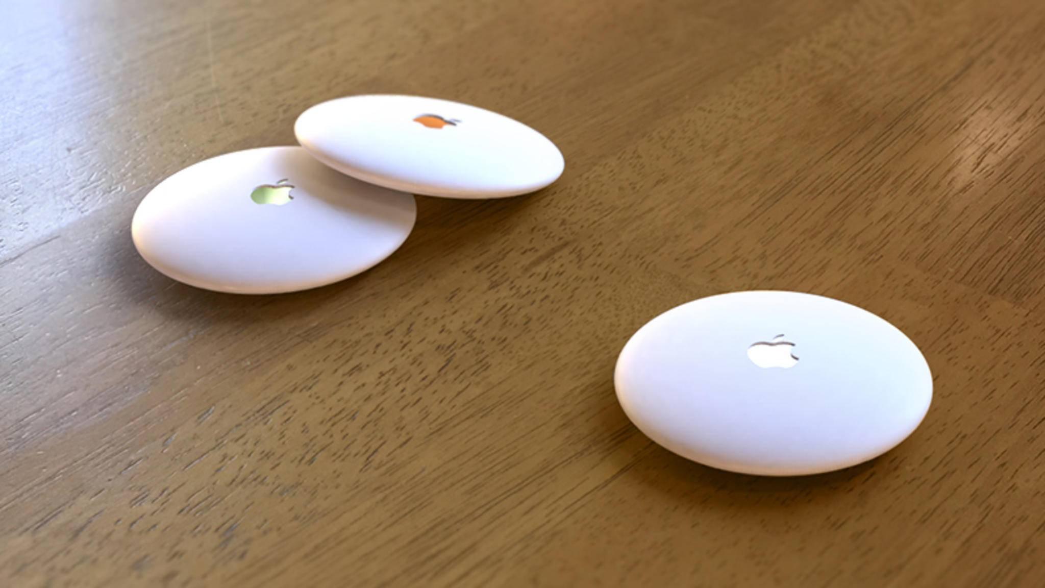 Apples Gegenstand-Tracker könnte 100-Mal genauer als Tile sein
