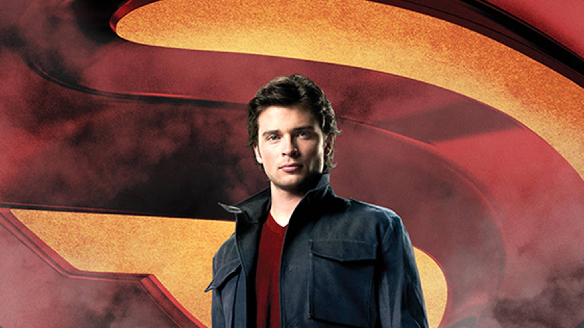 """Comeback für Tom Welling: Der Schauspieler gab bereits von 2001 bis 2011 in """"Smallville"""" den jungen Superman alias Clark Kent."""