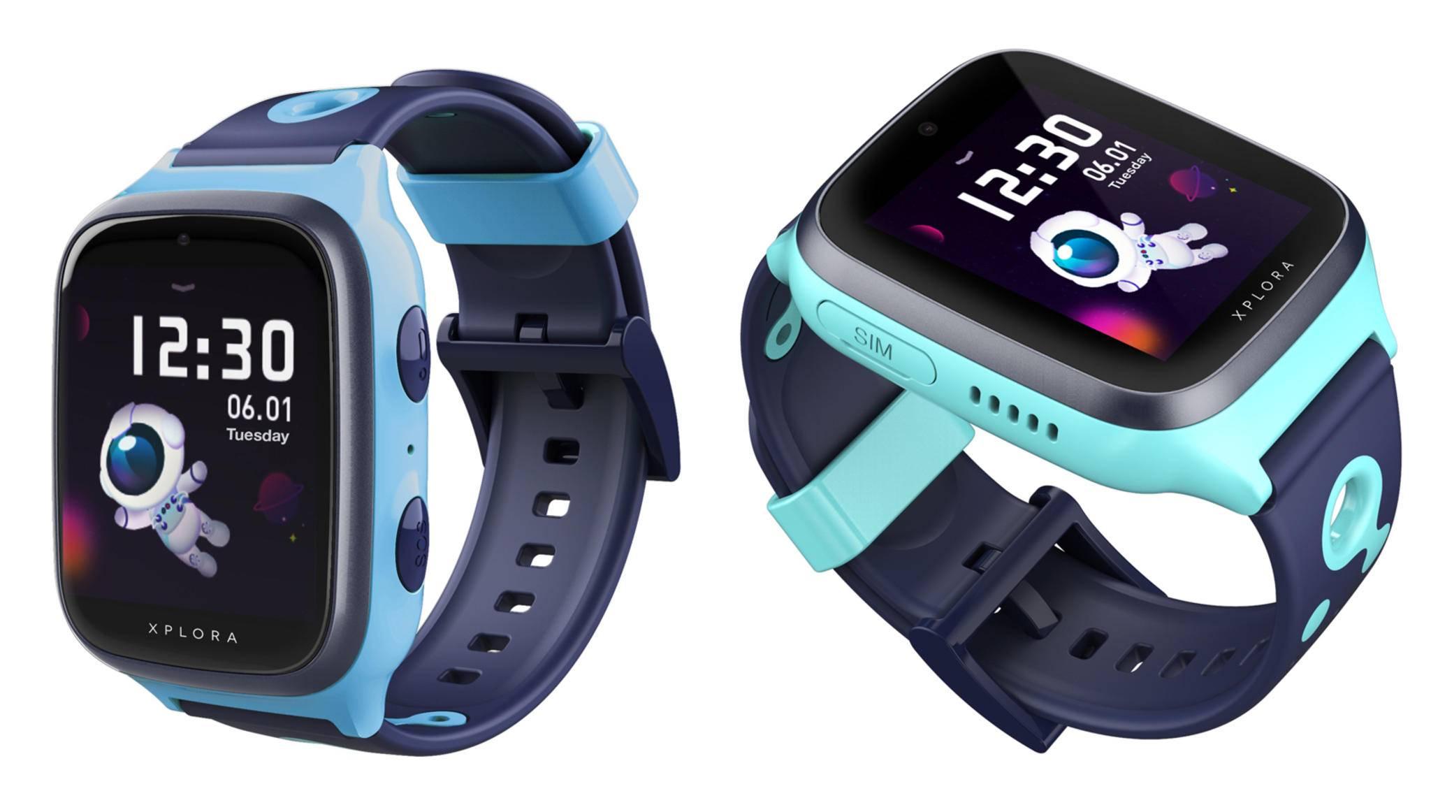 Xplora 4 Smartwatch-Kinder-Xplora