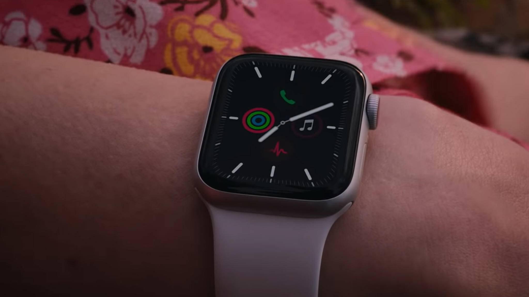 Apple Watch Series 5 vs. Series 4: Alle Unterschiede auf einen Blick