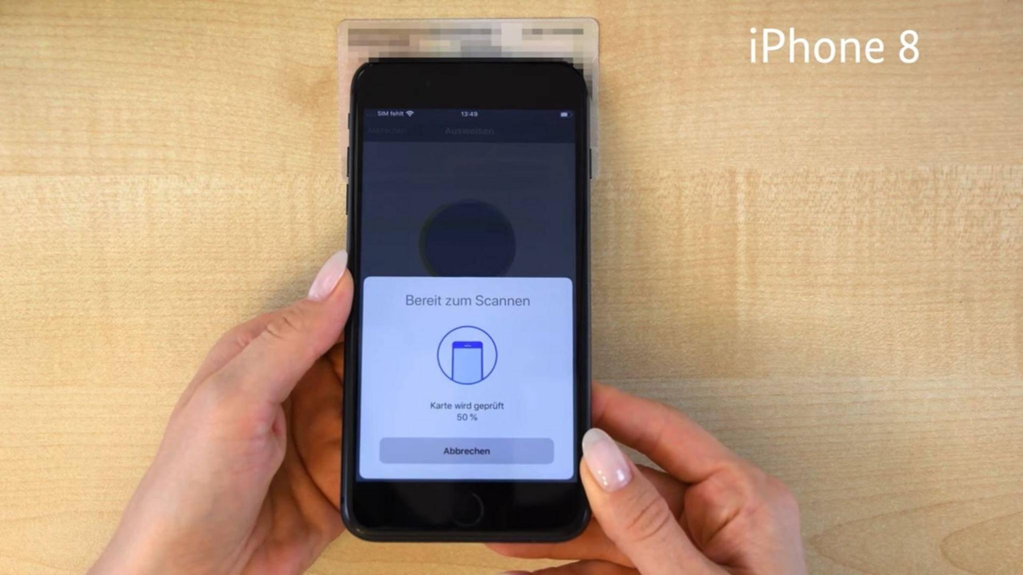 AusweisApp 2 für iOS 13