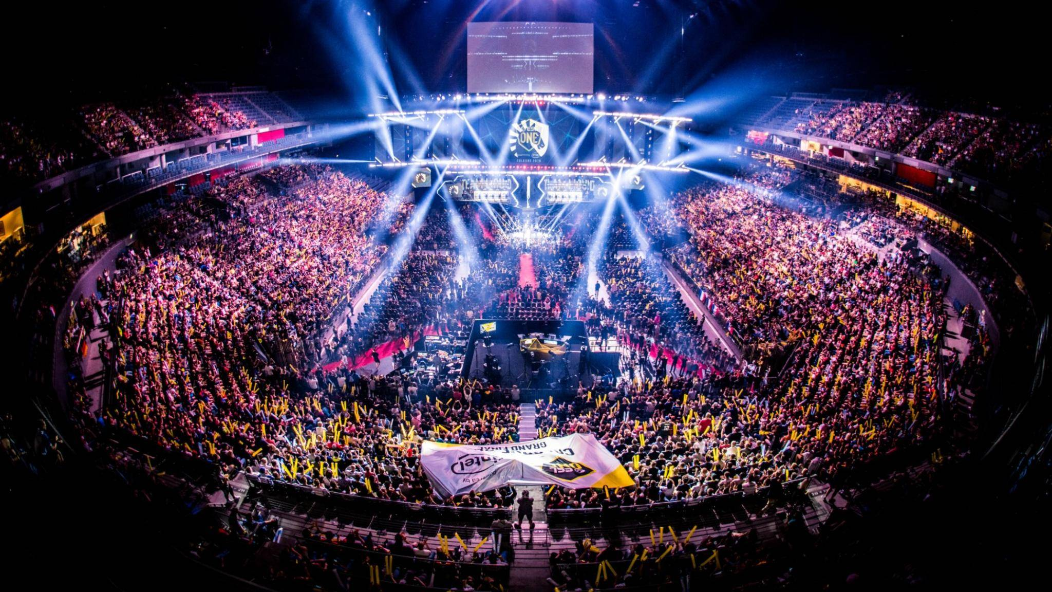 Die ESL One Cologne zog auch 2019 viele Besucher an.