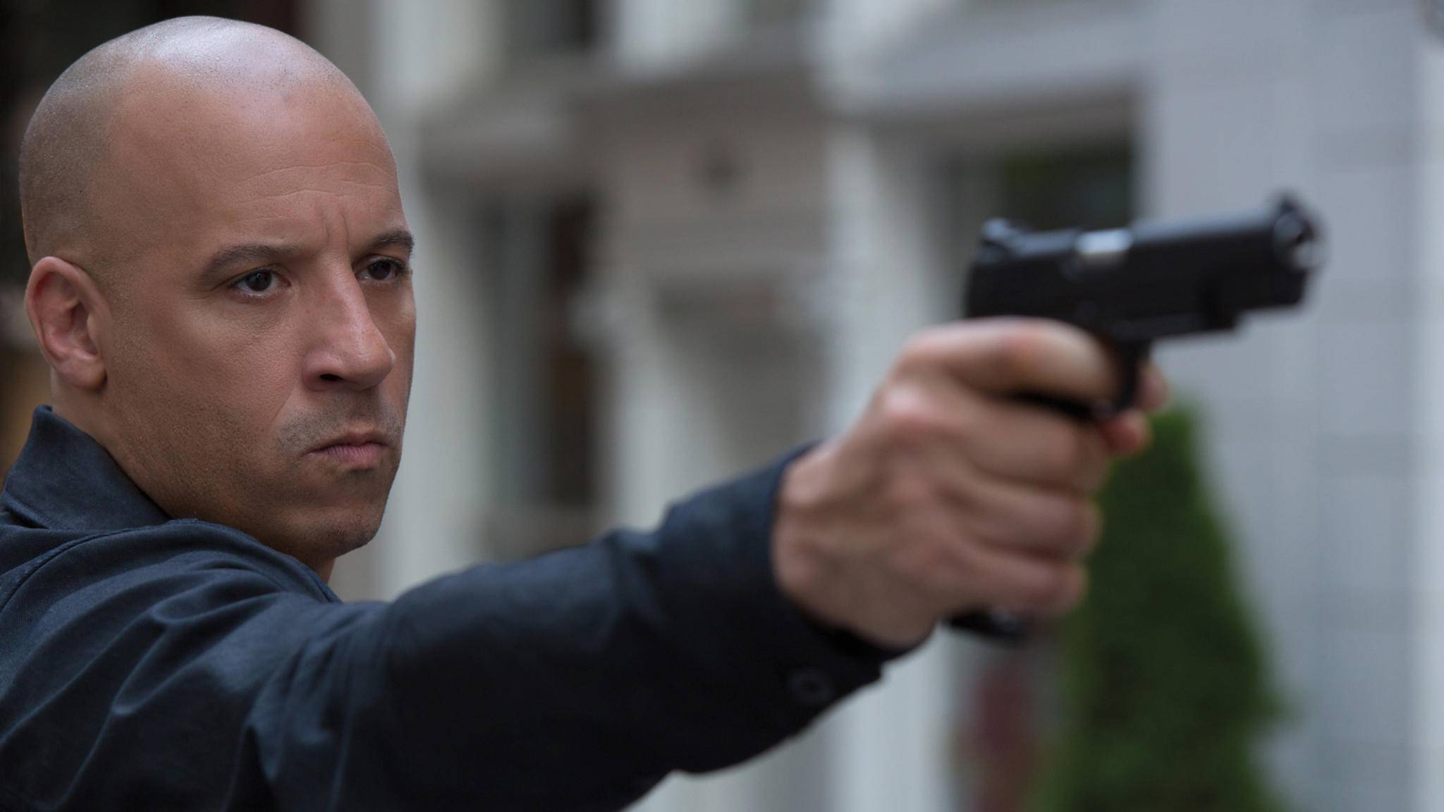 Fate of the Furious 8 vin diesel