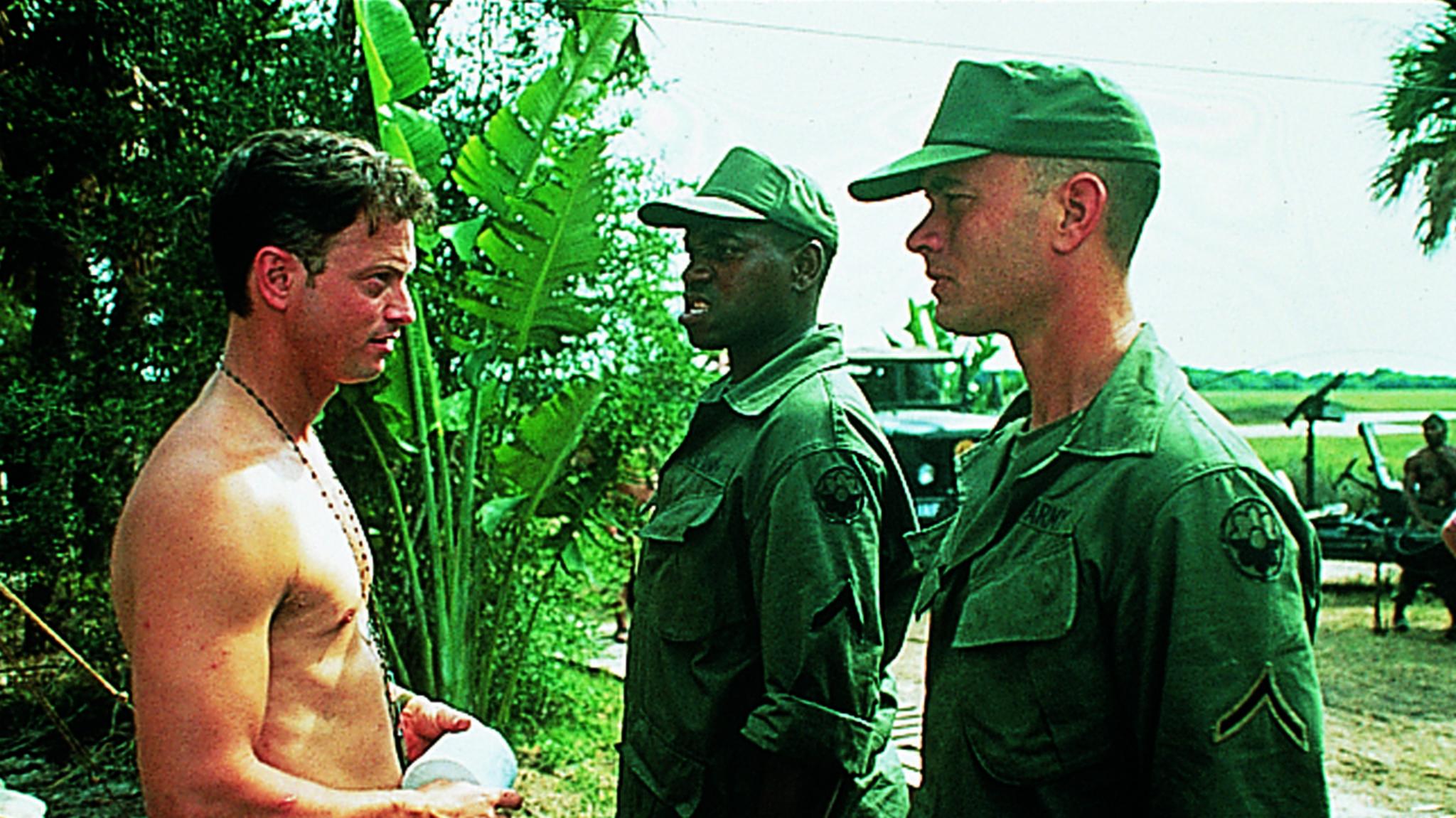 """Einen """"Forrest Gump""""-Star verschlägt es an die Liberty High."""