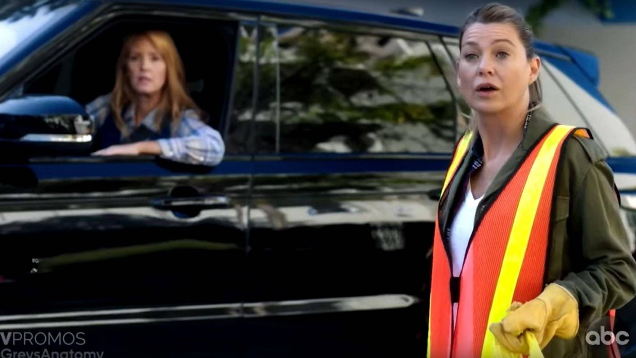 Grey's Anatomy Meredith Staffel 16