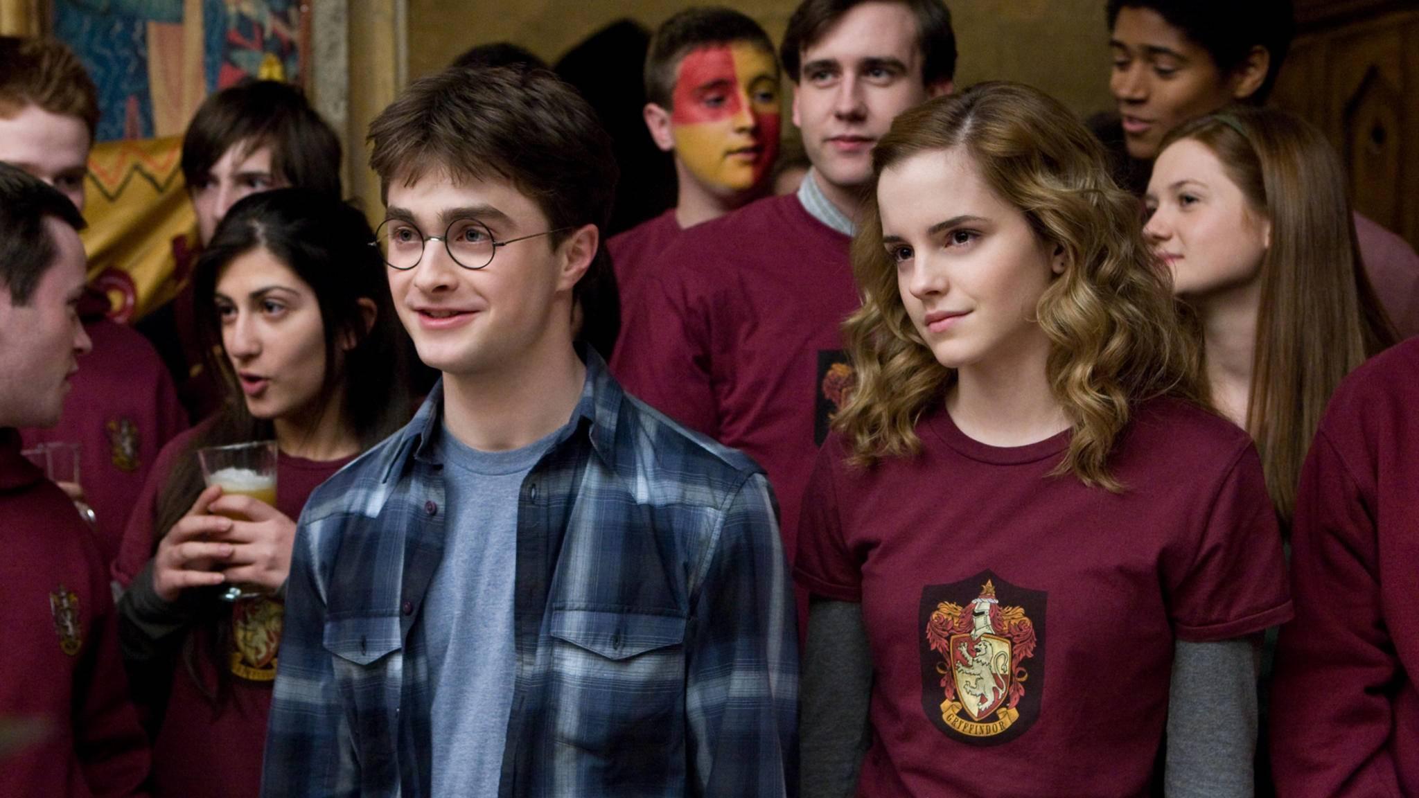 Harry Potter Folgen Reihenfolge