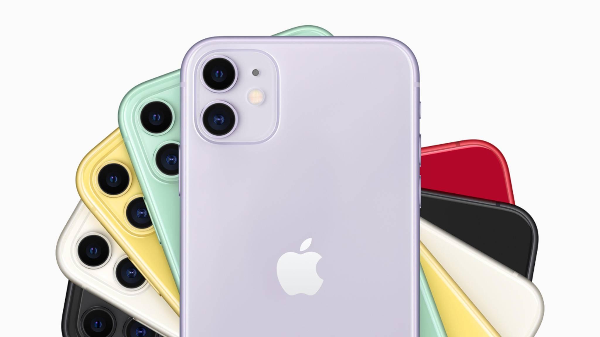 iPhone 11: Der neue U1-Chipsatz ist Apples eigentliche Innovation