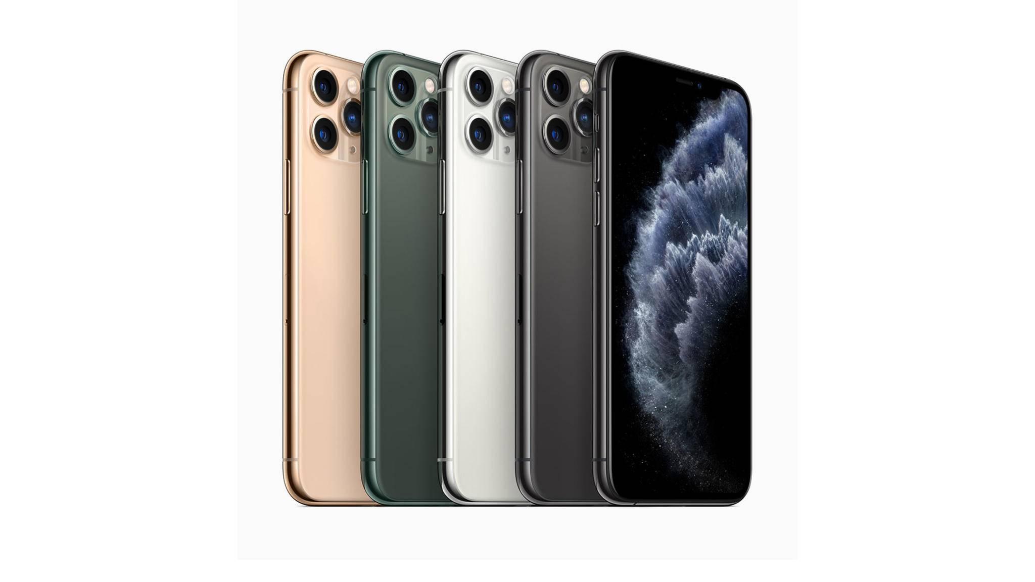 iPhone 11 Pro Max: Akku rund 26 Prozent größer als beim iPhone XS Max
