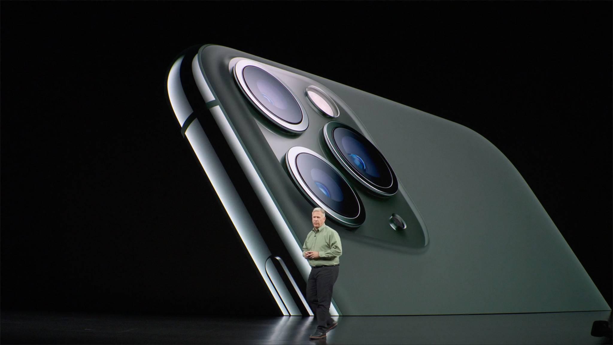Beherrscht das iPhone 11 doch umgekehrtes Laden?