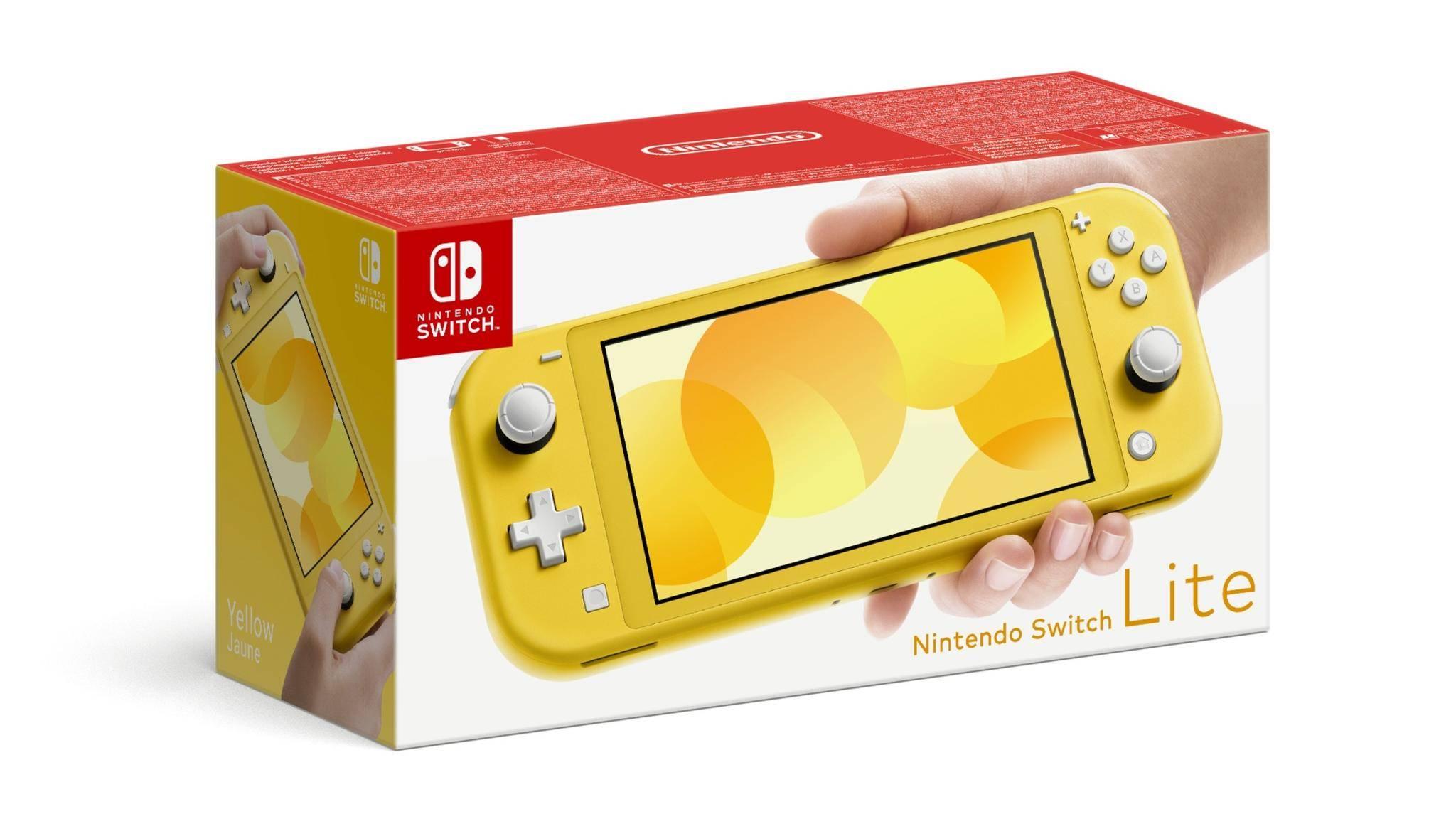 """Gewinne eine Nintendo Switch Lite mit """"Zelda""""-Fanpaket"""