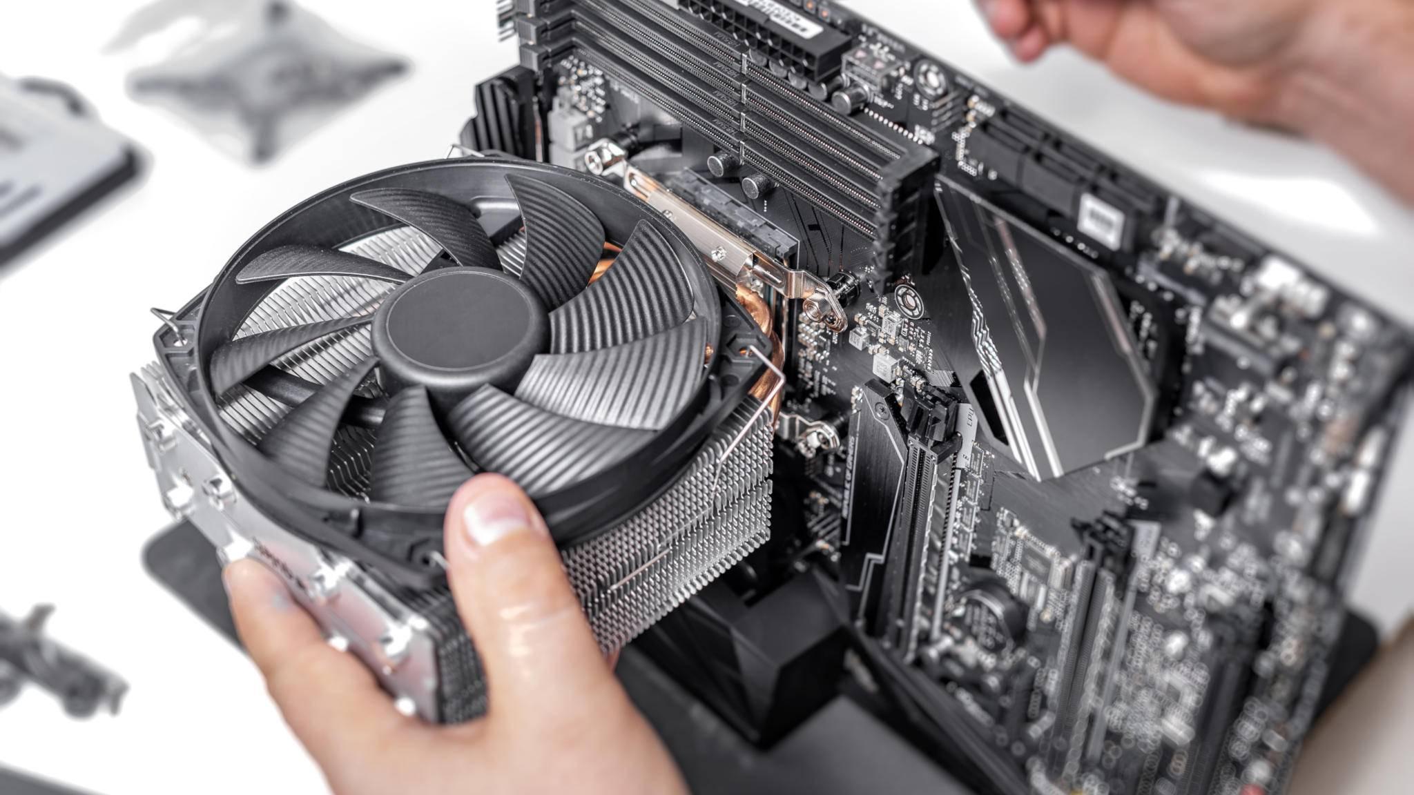 PC-Kühlung: 7 empfehlenswerte CPU-Lüfter