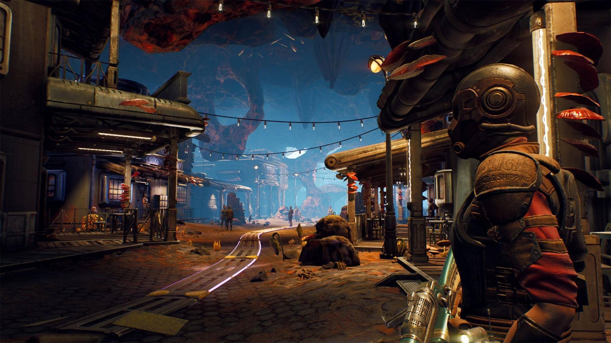 """Verwirrung: """"The Outer Worlds"""" läuft auf PS4 Pro doch in 4K-Auflösung"""