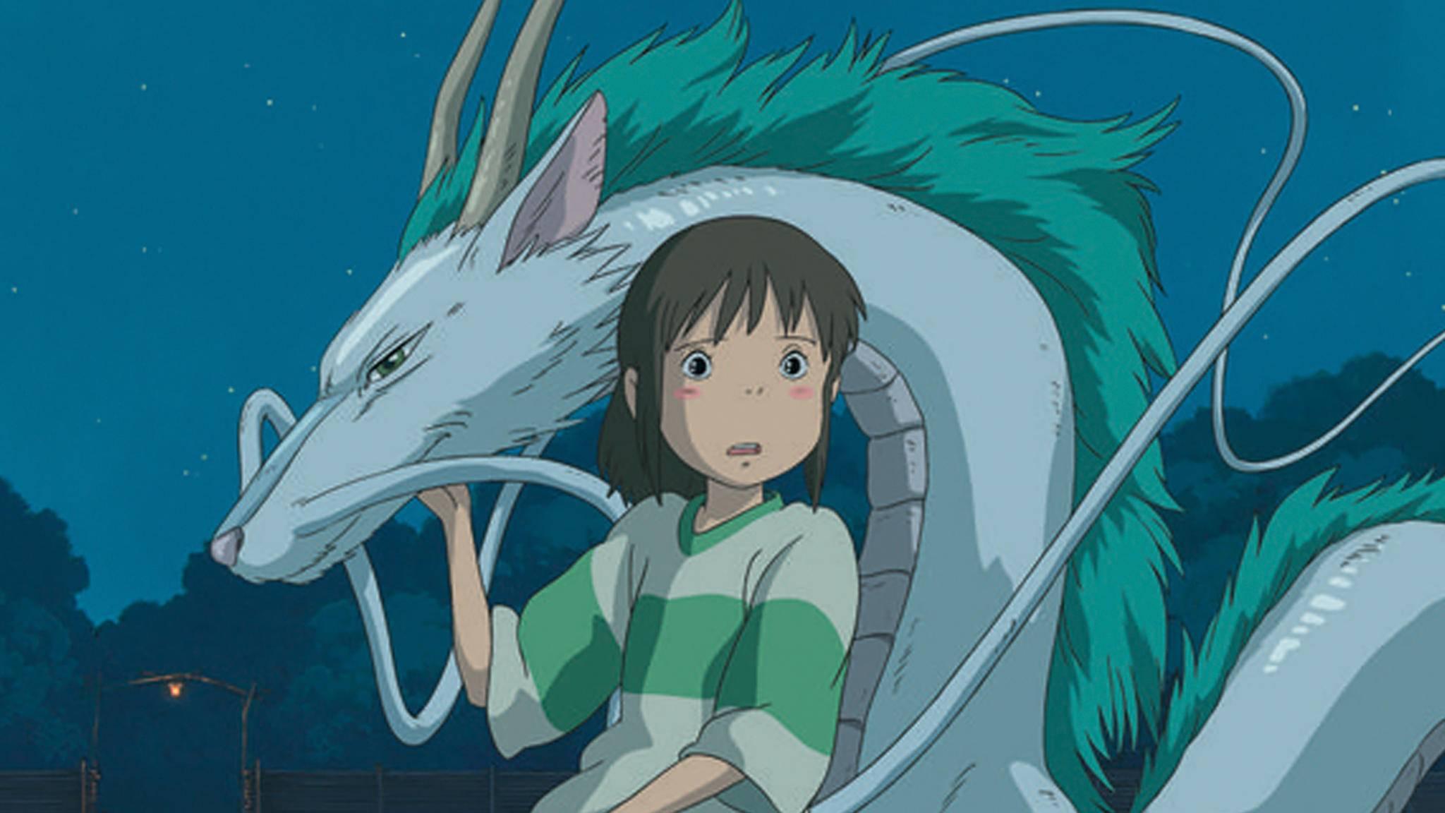 Chihiros Reise ins Zauberland-Universum Film