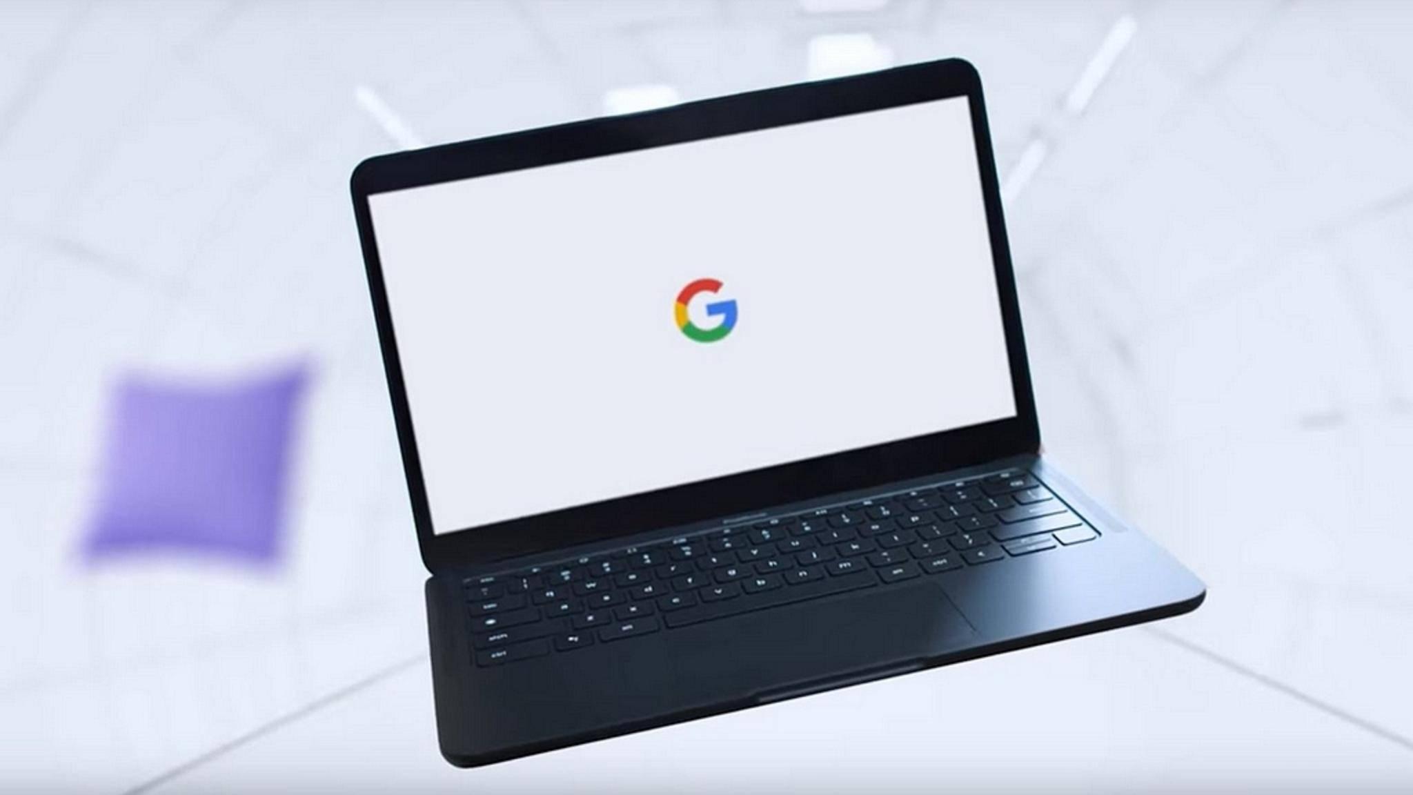 Das Google Pixelbook Go kommt leider nicht nach Deutschland.