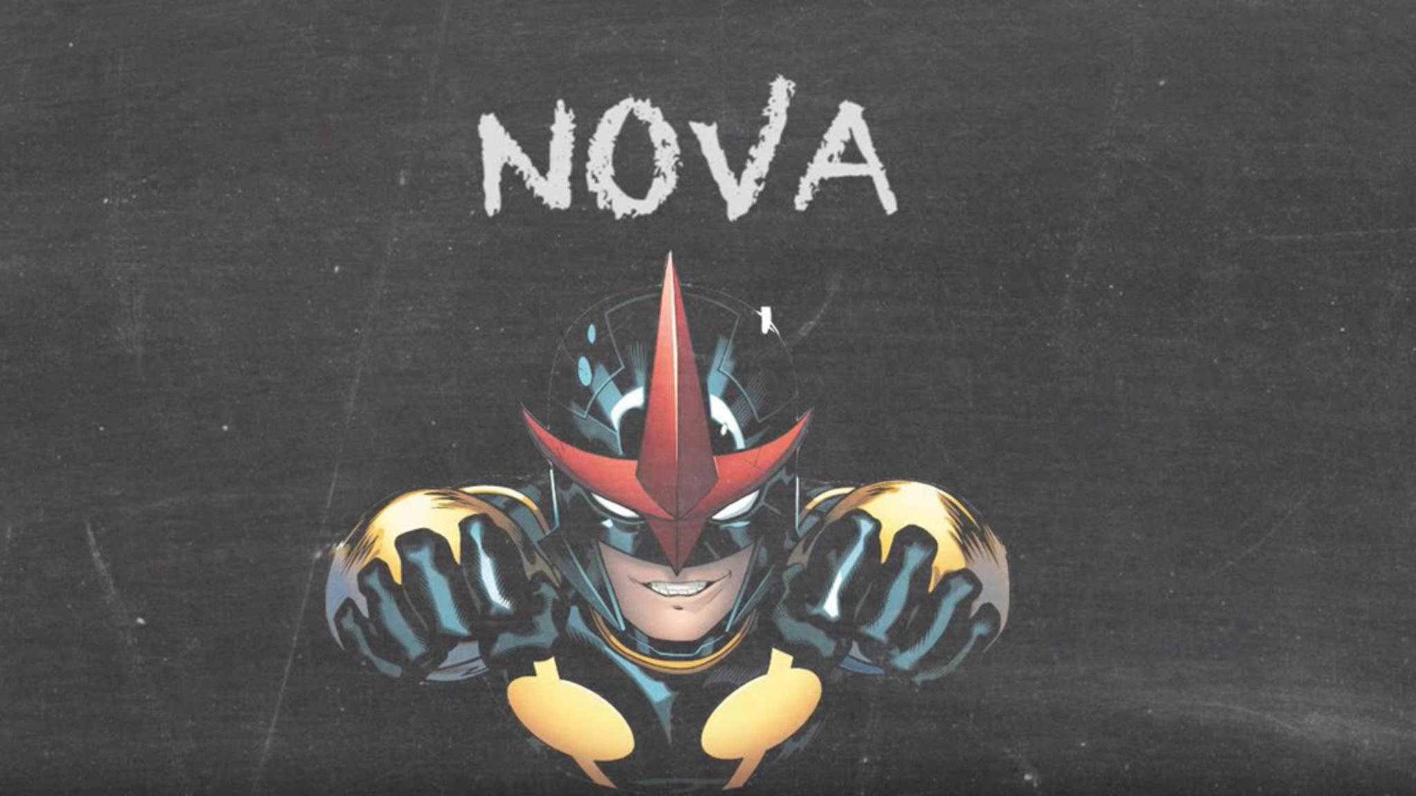 Marvel-Held Nova