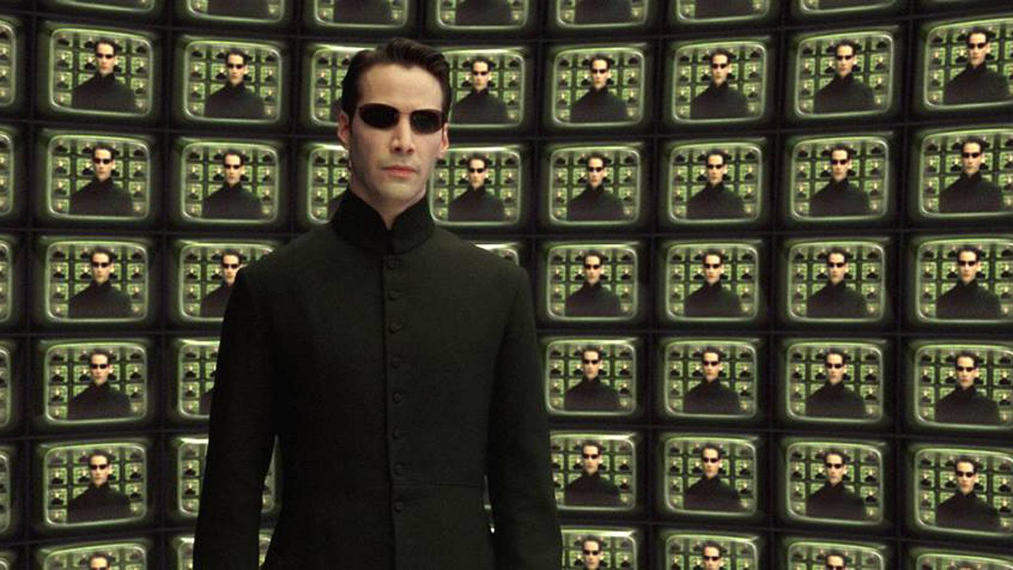 Matrix Keanu Reeves