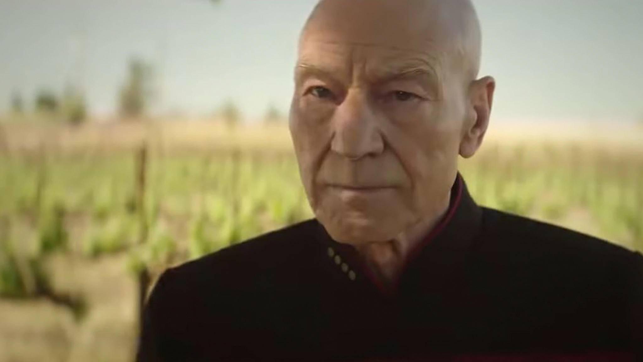 Star Trek Picard-Youtube-Prime Video UK