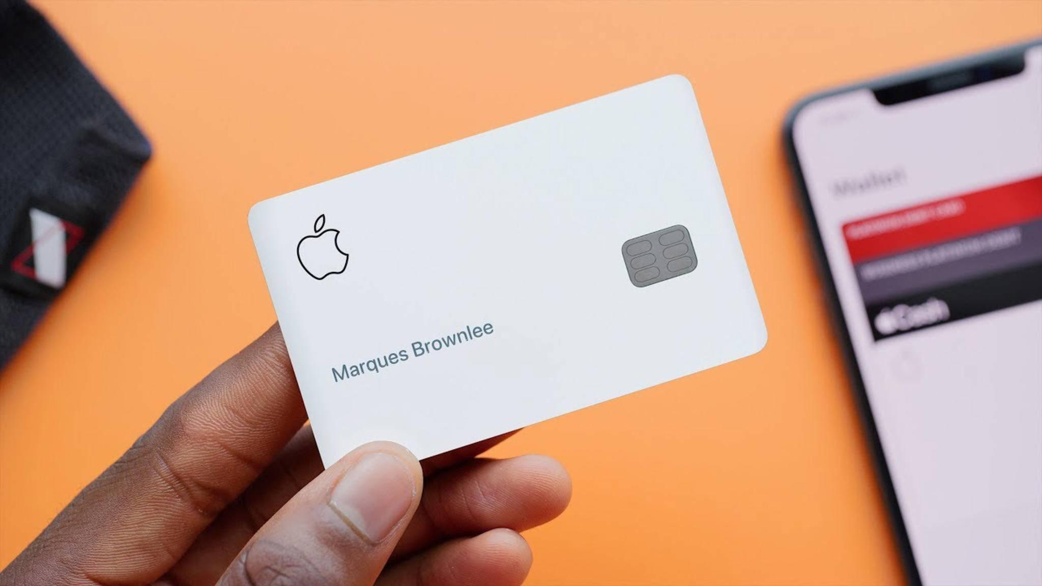 Apple Card Deutschland
