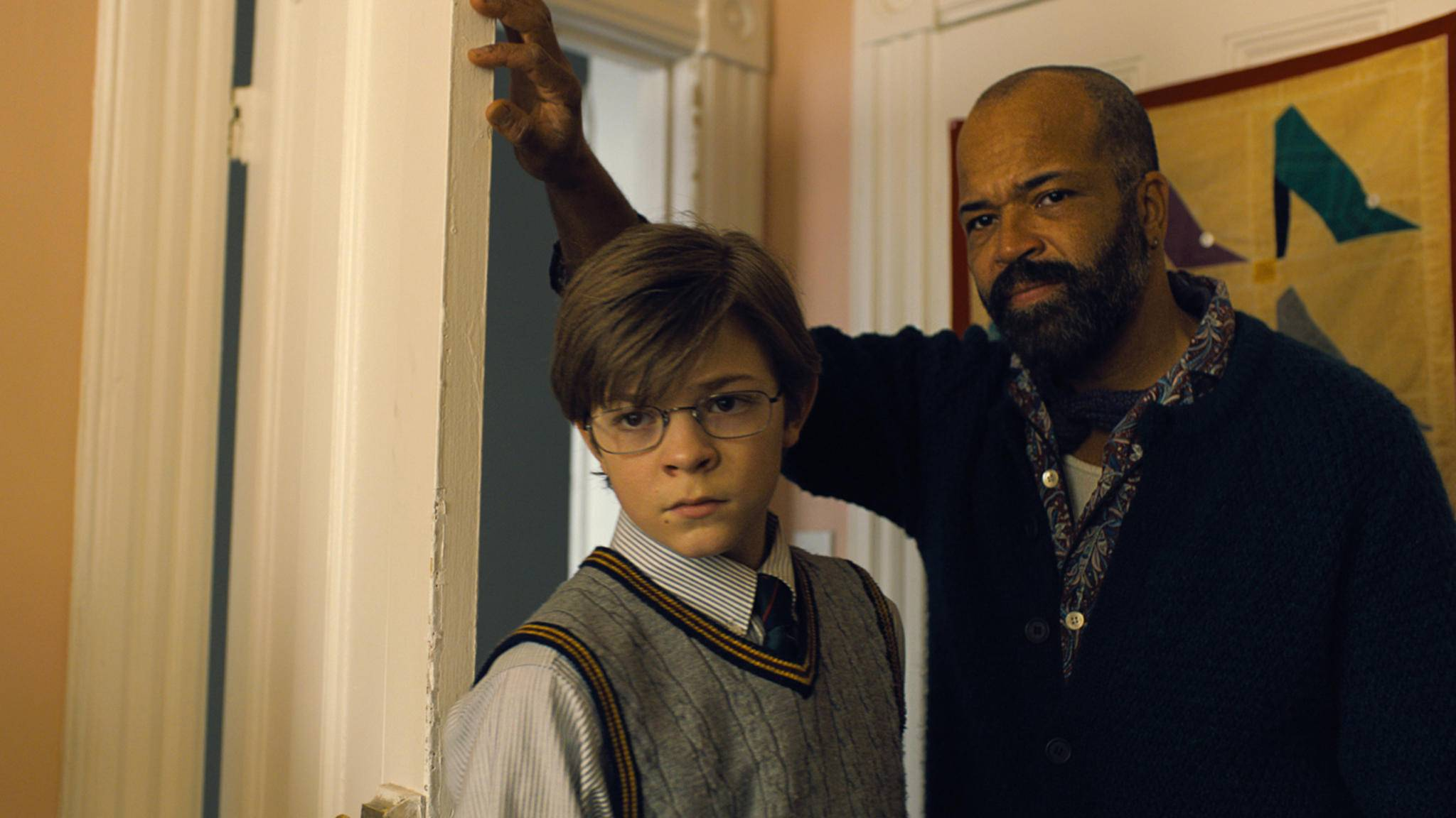 der distelfink jeffrey wright
