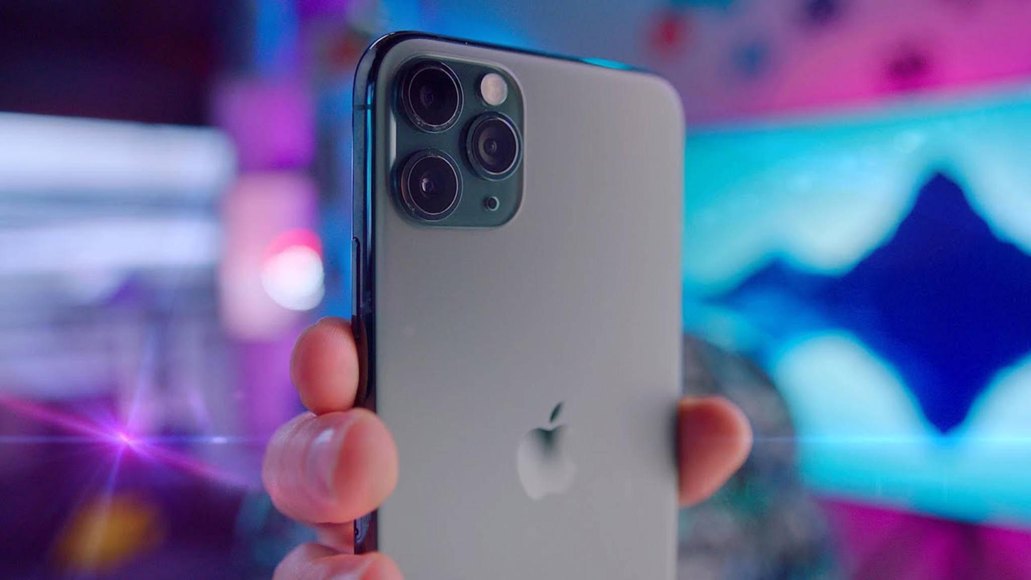 Apple-Patent verspricht kleineren Kamera-Buckel bei iPhones