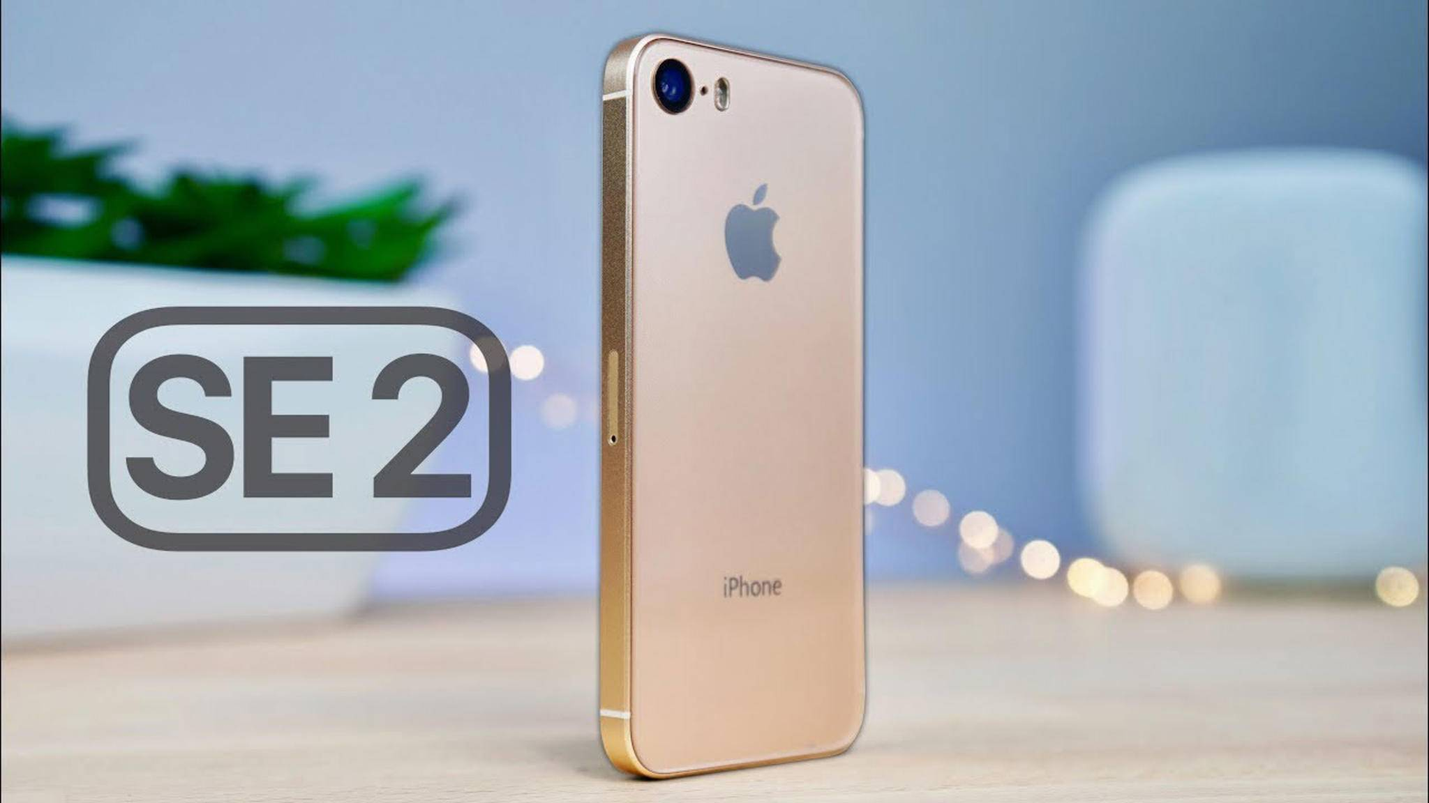 Analyst glaubt an Release von iPhone SE 2 Anfang 2020
