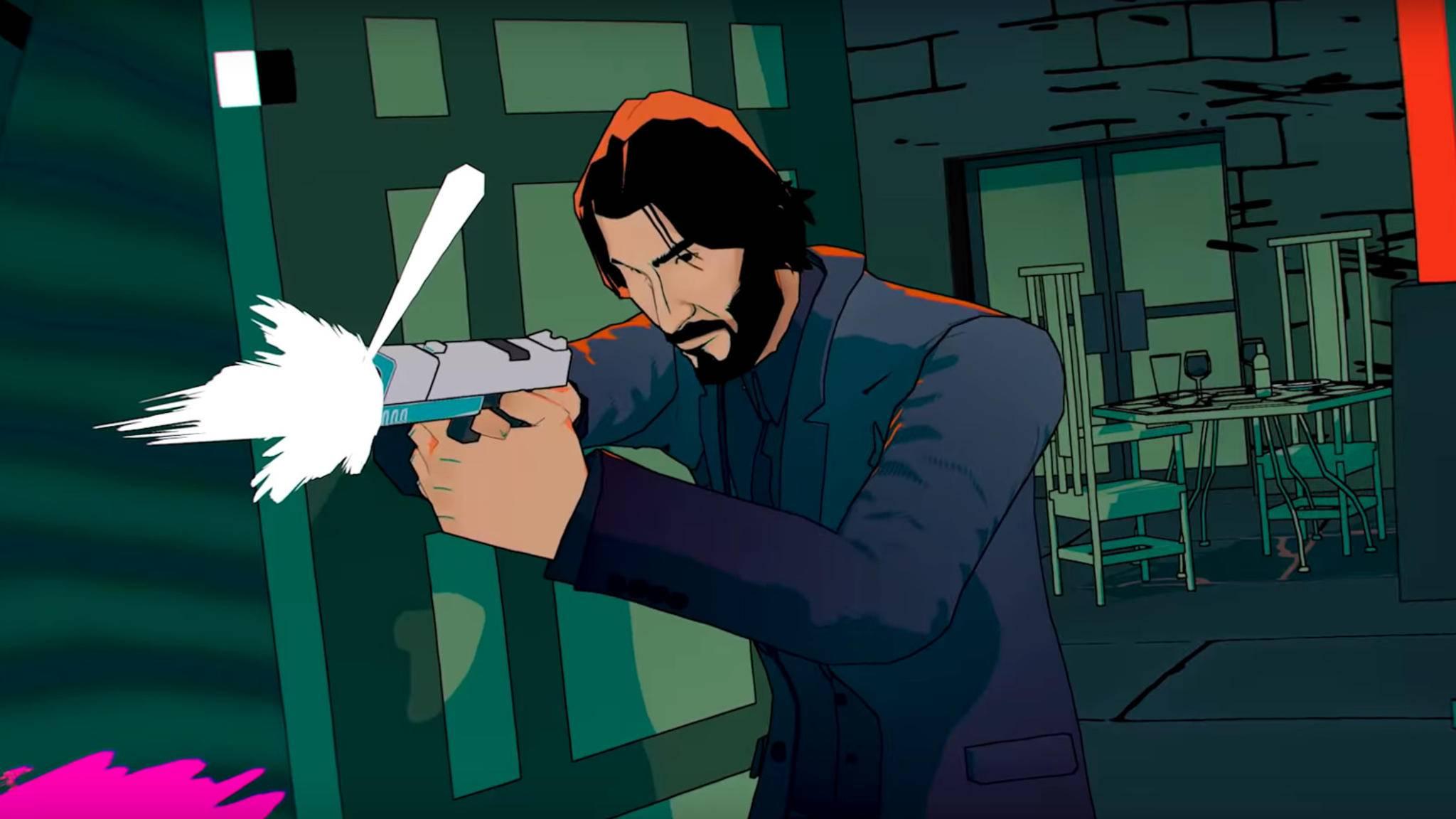 """John Wick und Videospiele passen durchaus gut zusammen. Das hat schon """"John Wick Hex"""" gezeigt."""