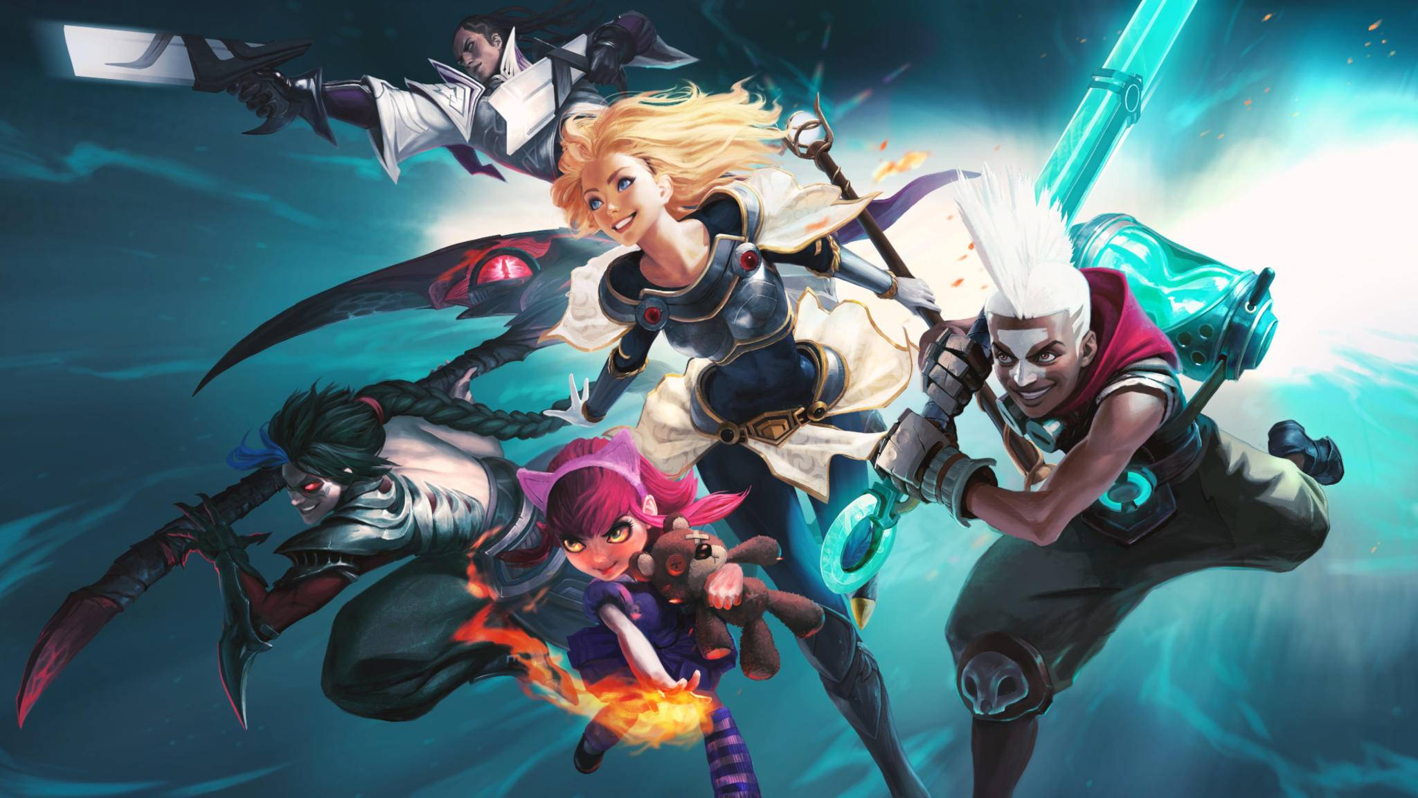 Riot Games kündigt 5 neue Spiele und eine Serie an – hier sind sie