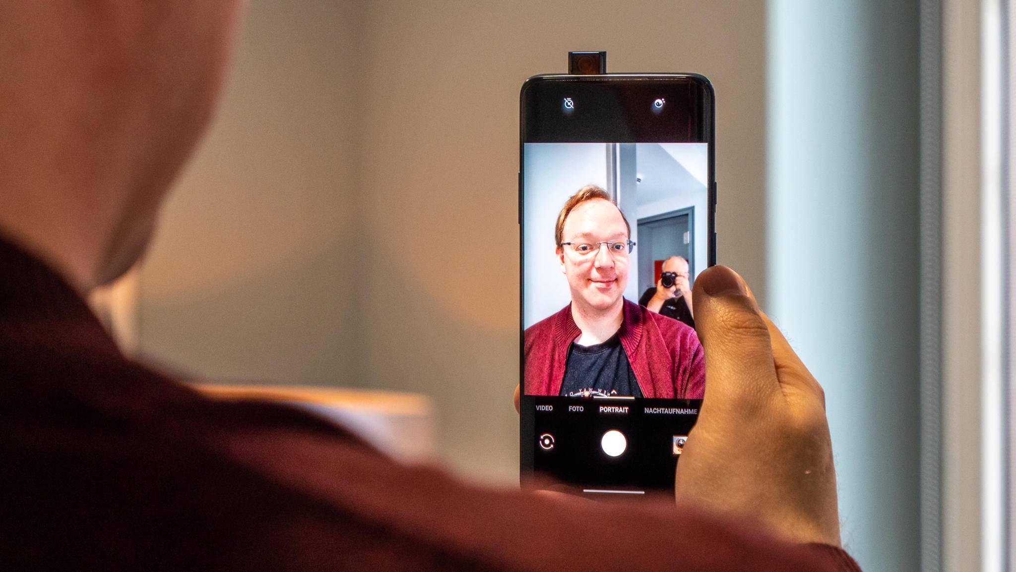 OnePlus 7T Pro im Test: Spiel's noch einmal, Sam