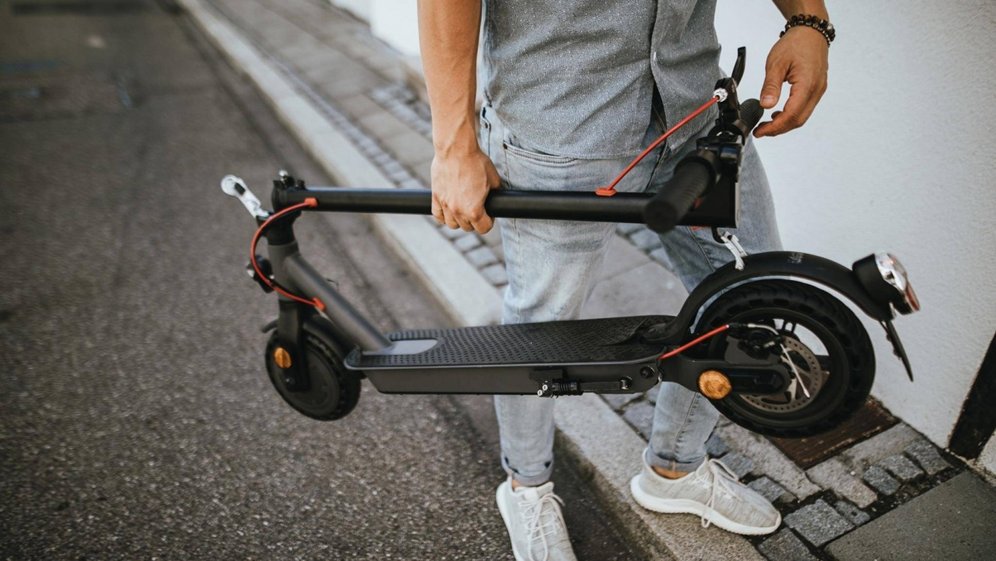 TechnoStar E-Rich E-Scooter