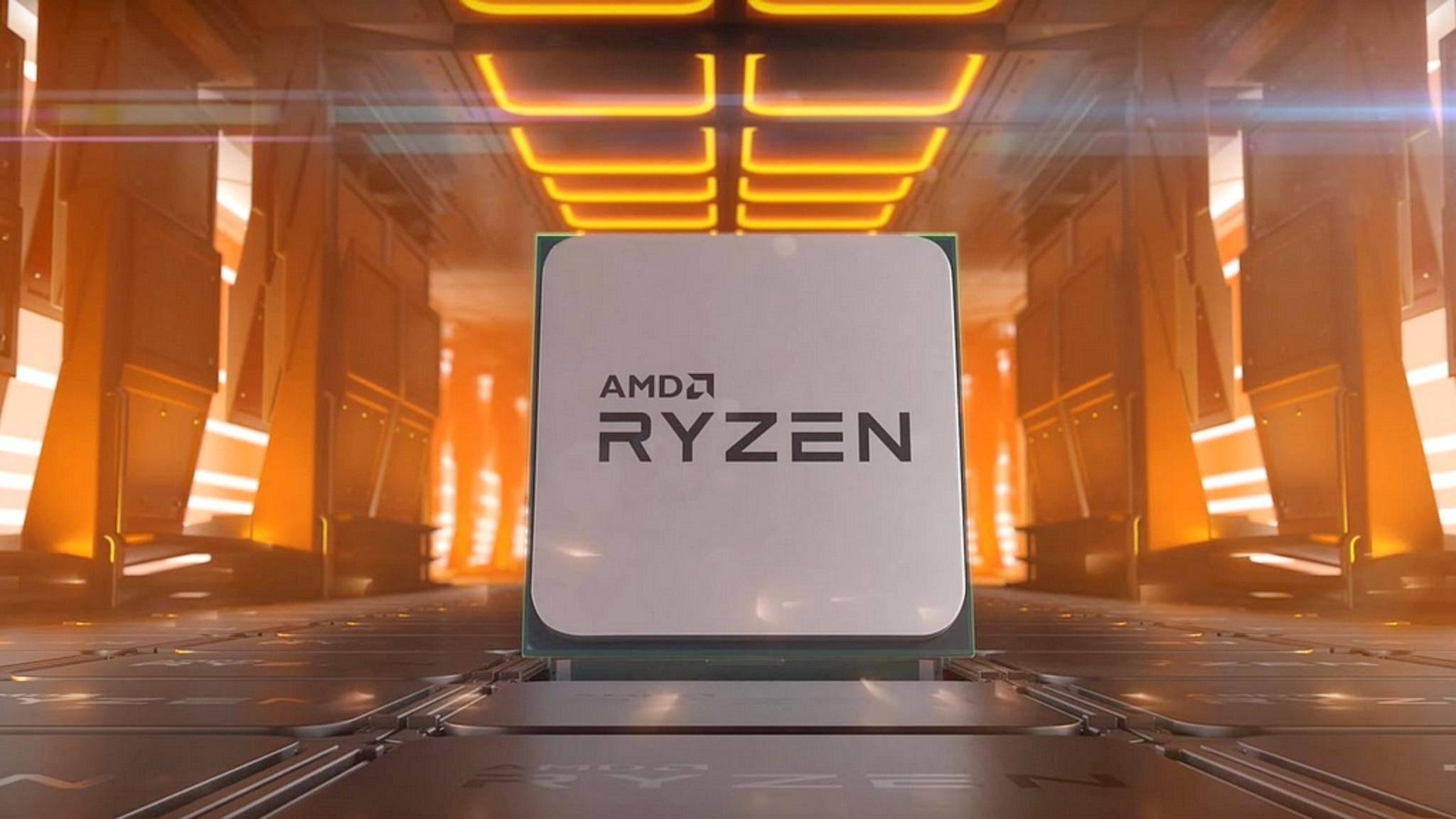 Auch die aktuellen Ryzen-Chips sind für die Angriffe anfällig.
