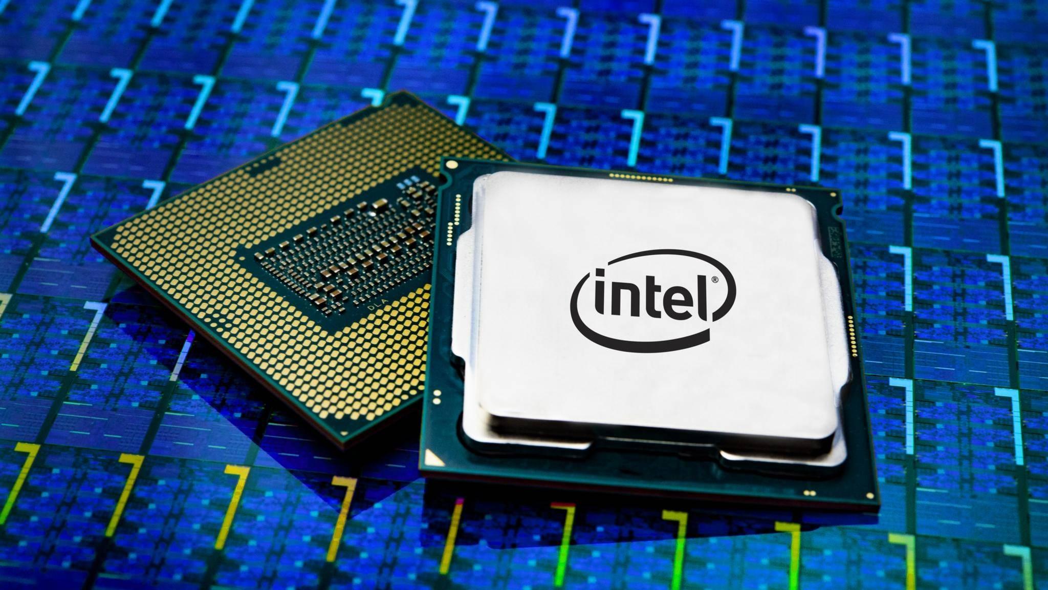 Intel dreht mit seinem neuen Core i9 auf.