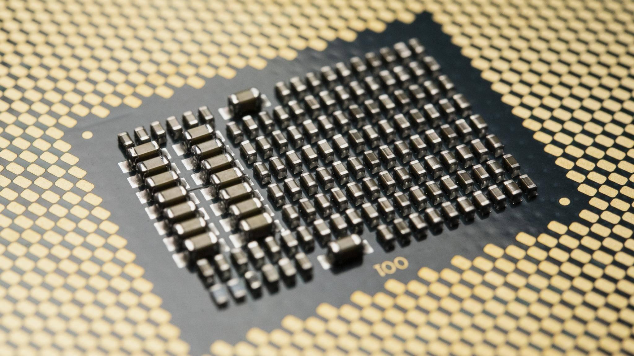 Neue Intel-Prozessoren könnten Ende April vorgestellt werden.
