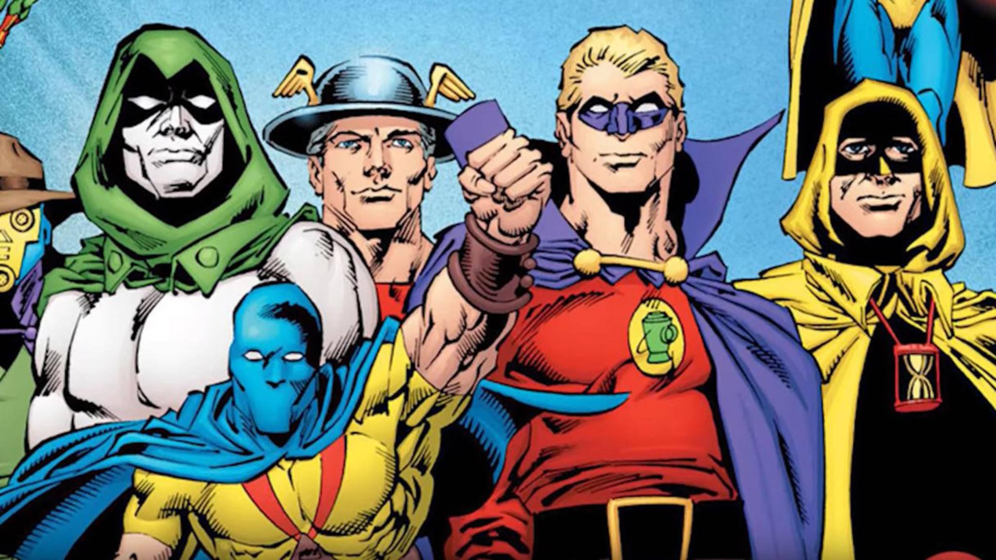 "Die Justice Society of America: Stößt Kevin Hart in ""Black Adam"" zur DC-Heldentruppe?"